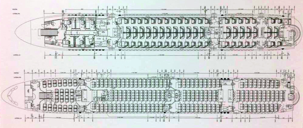 Seat map copy