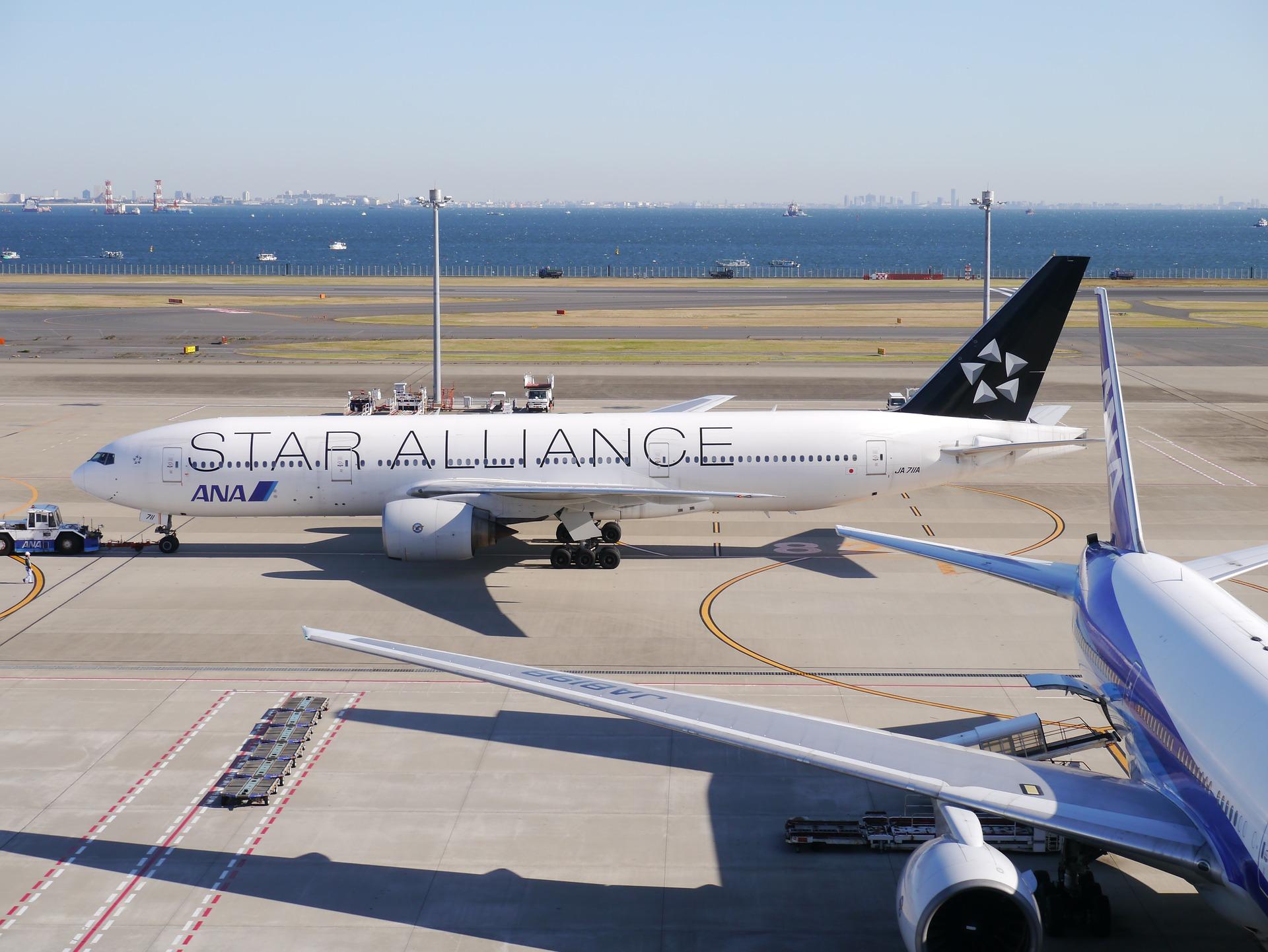 ANA Star 777