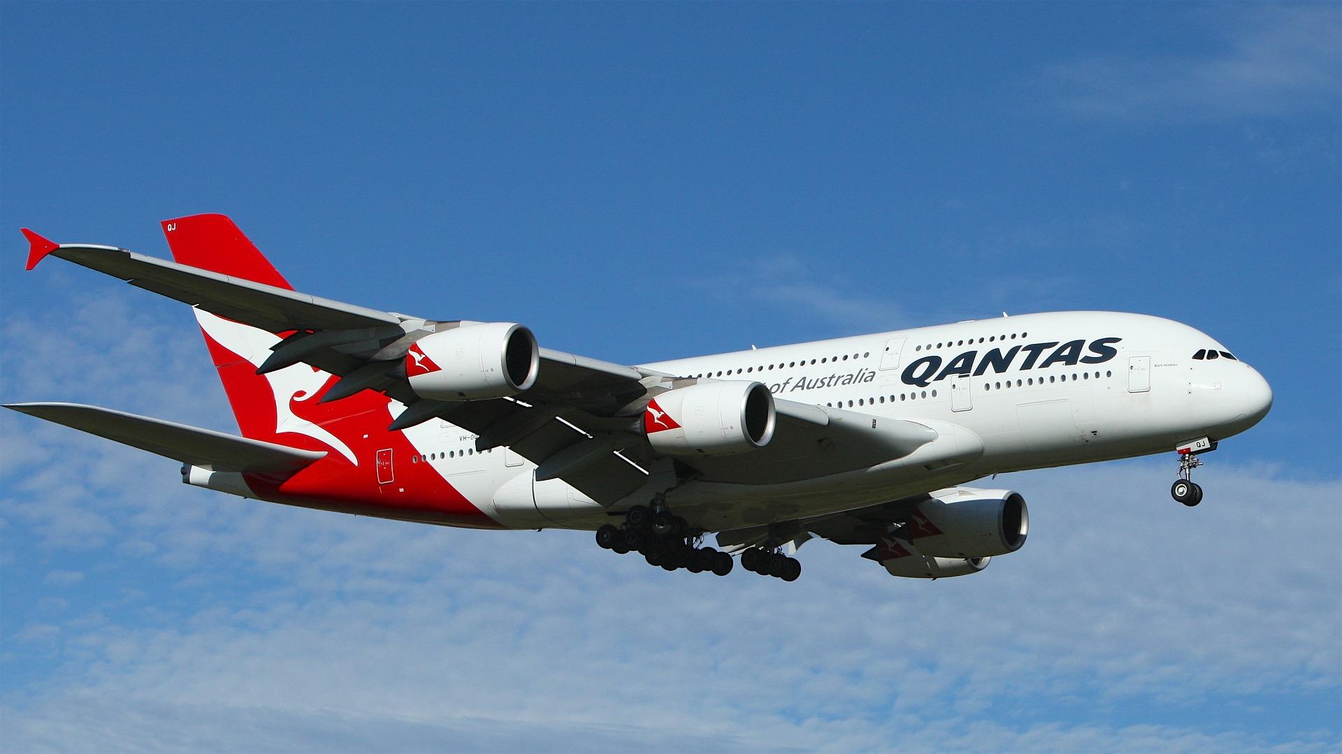 QF A380