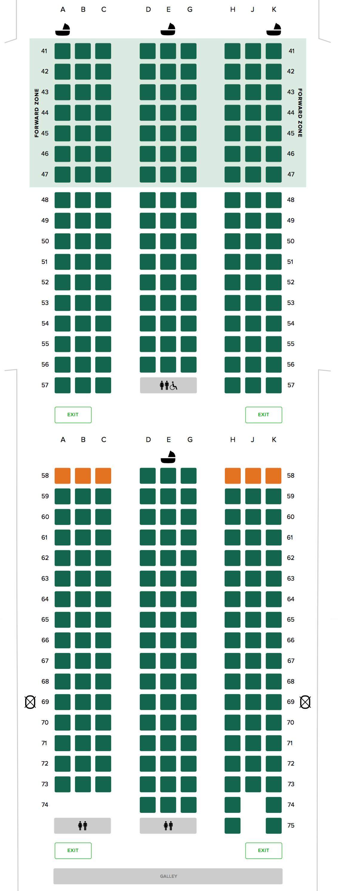 SeatMapY