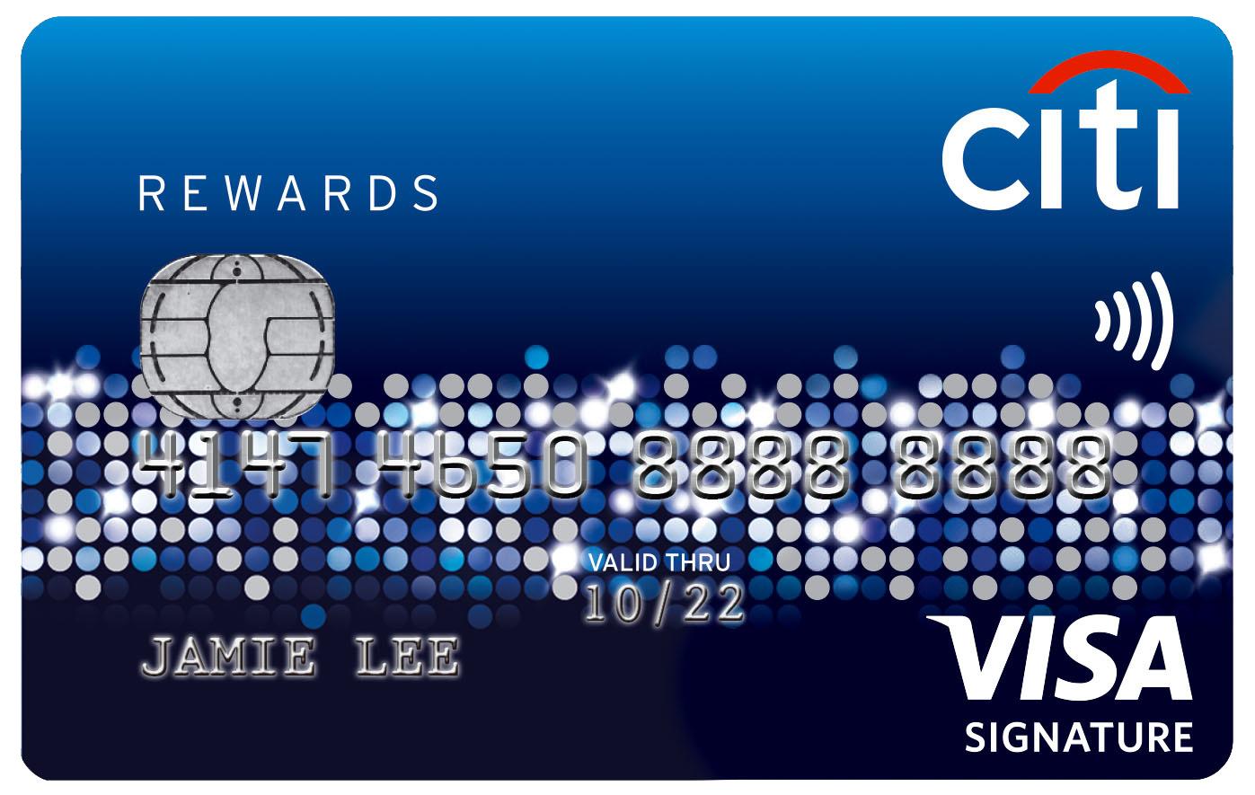 Citi Rewards Trans