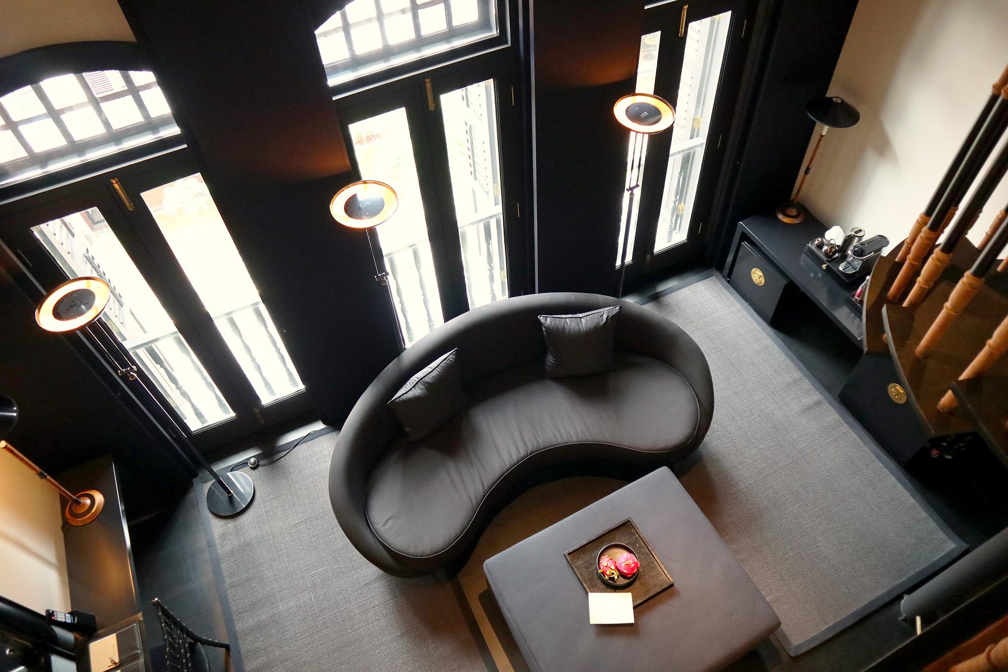 Duplex - Living Above