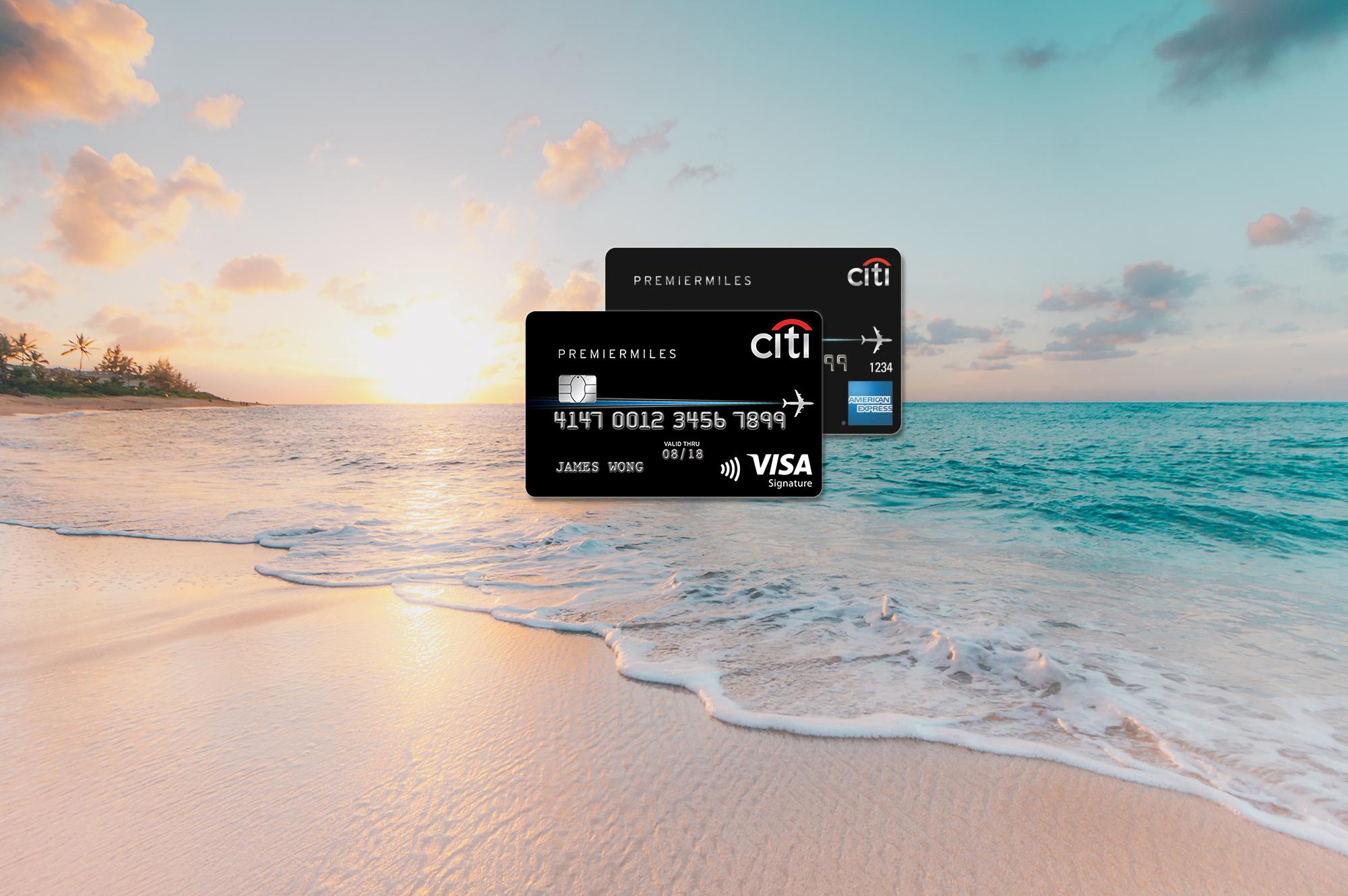 Citi Beach Promo