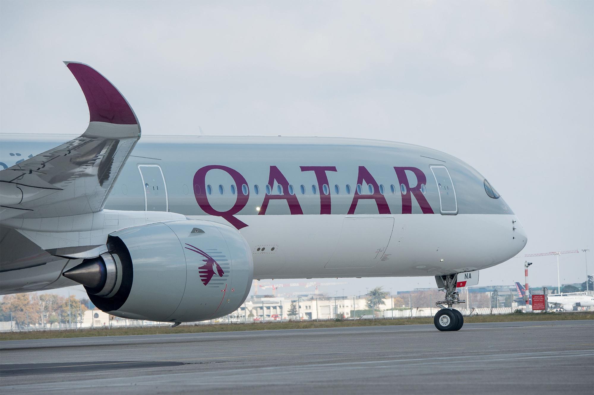 QR A351 (P. Masclet - Airbus)