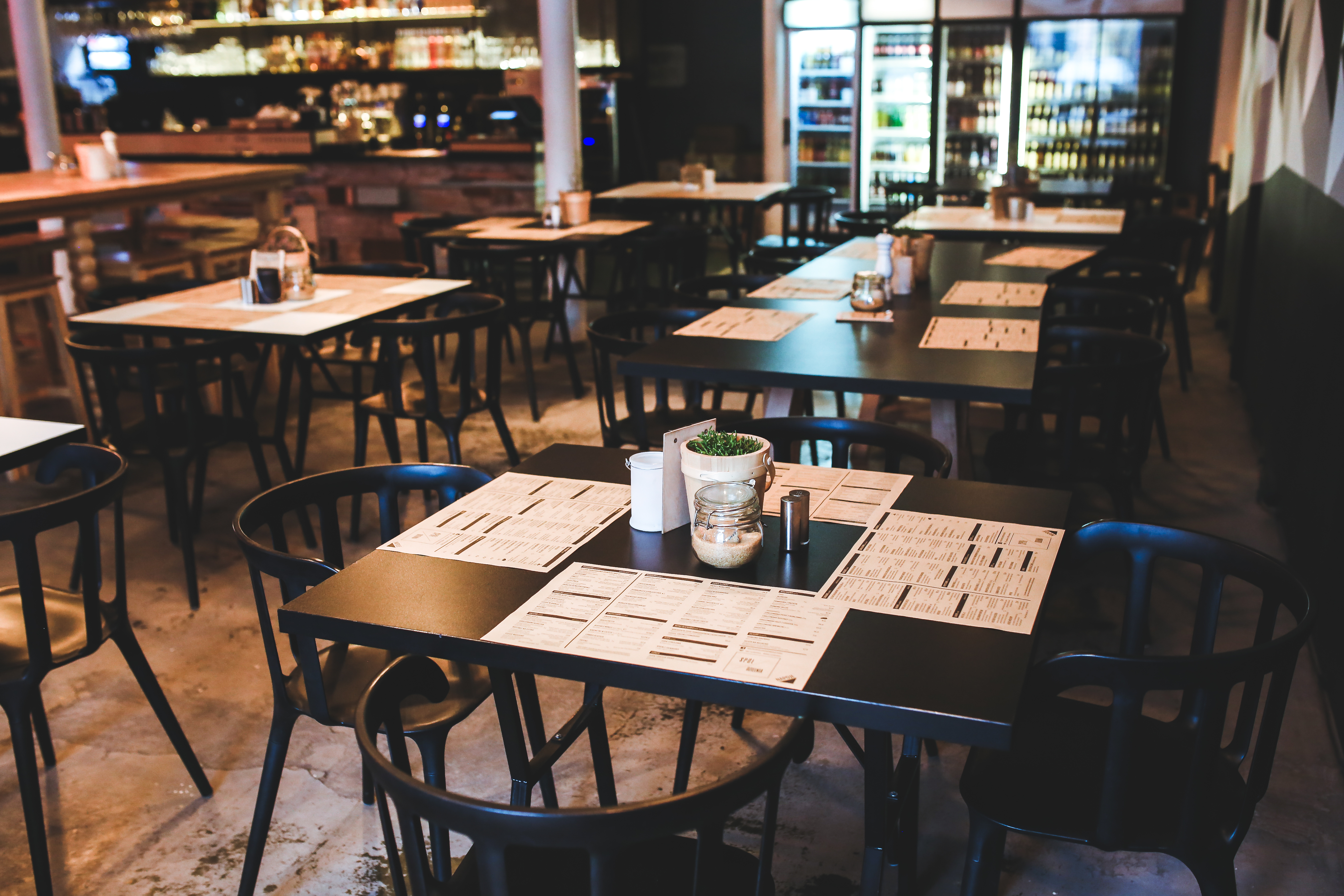 Empty Restaurant Tables.jpg
