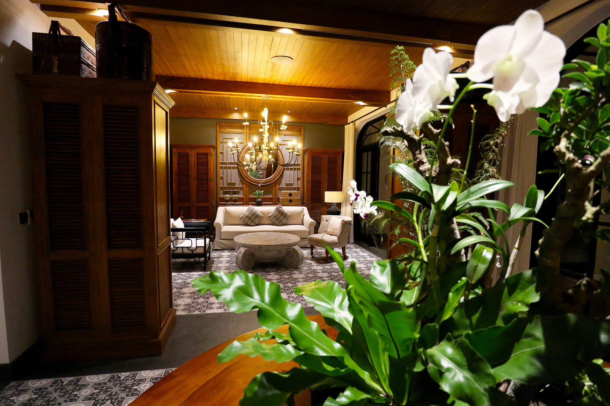 Great House Lobby 1