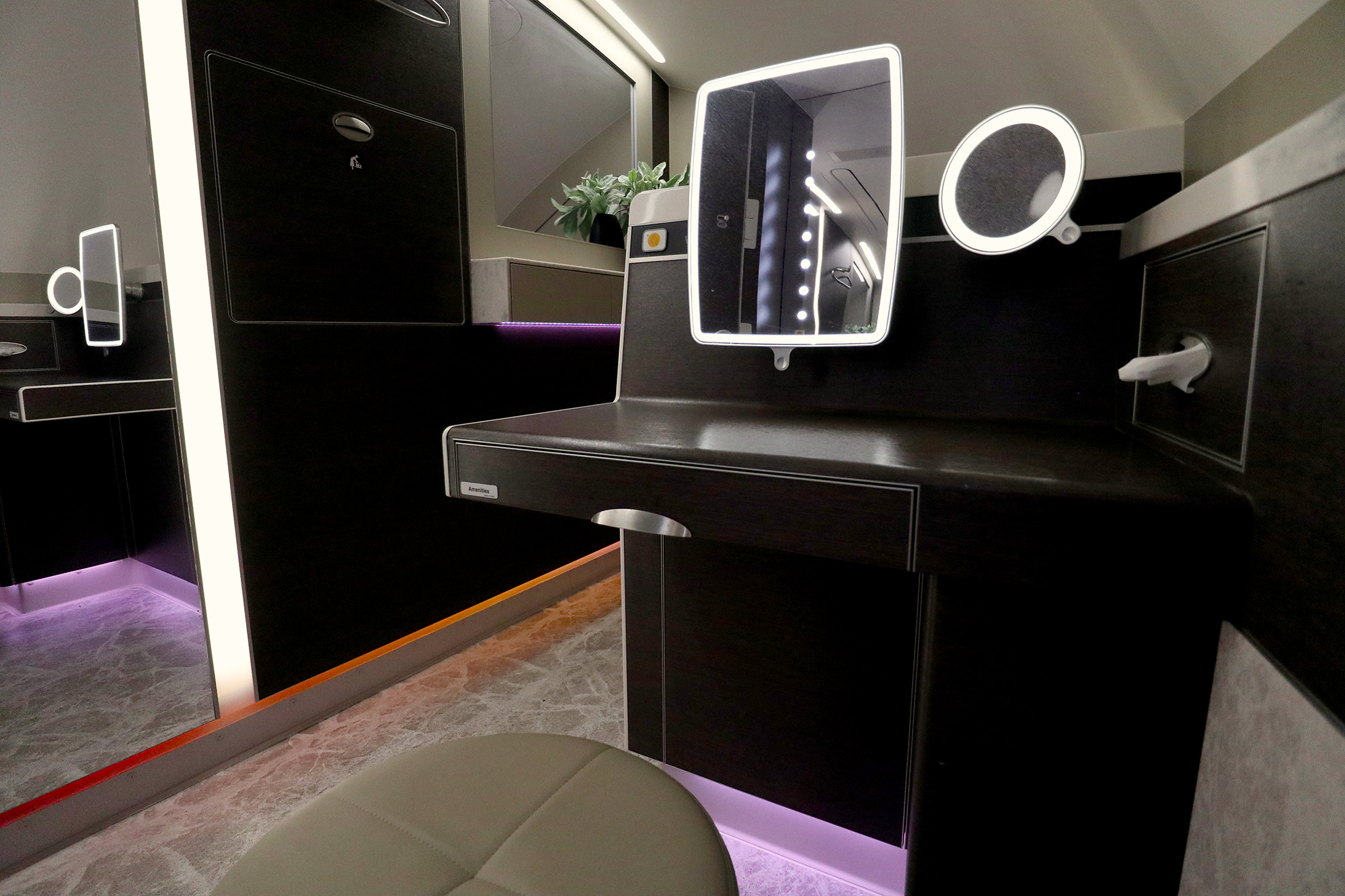 Toilet 1R Vanity