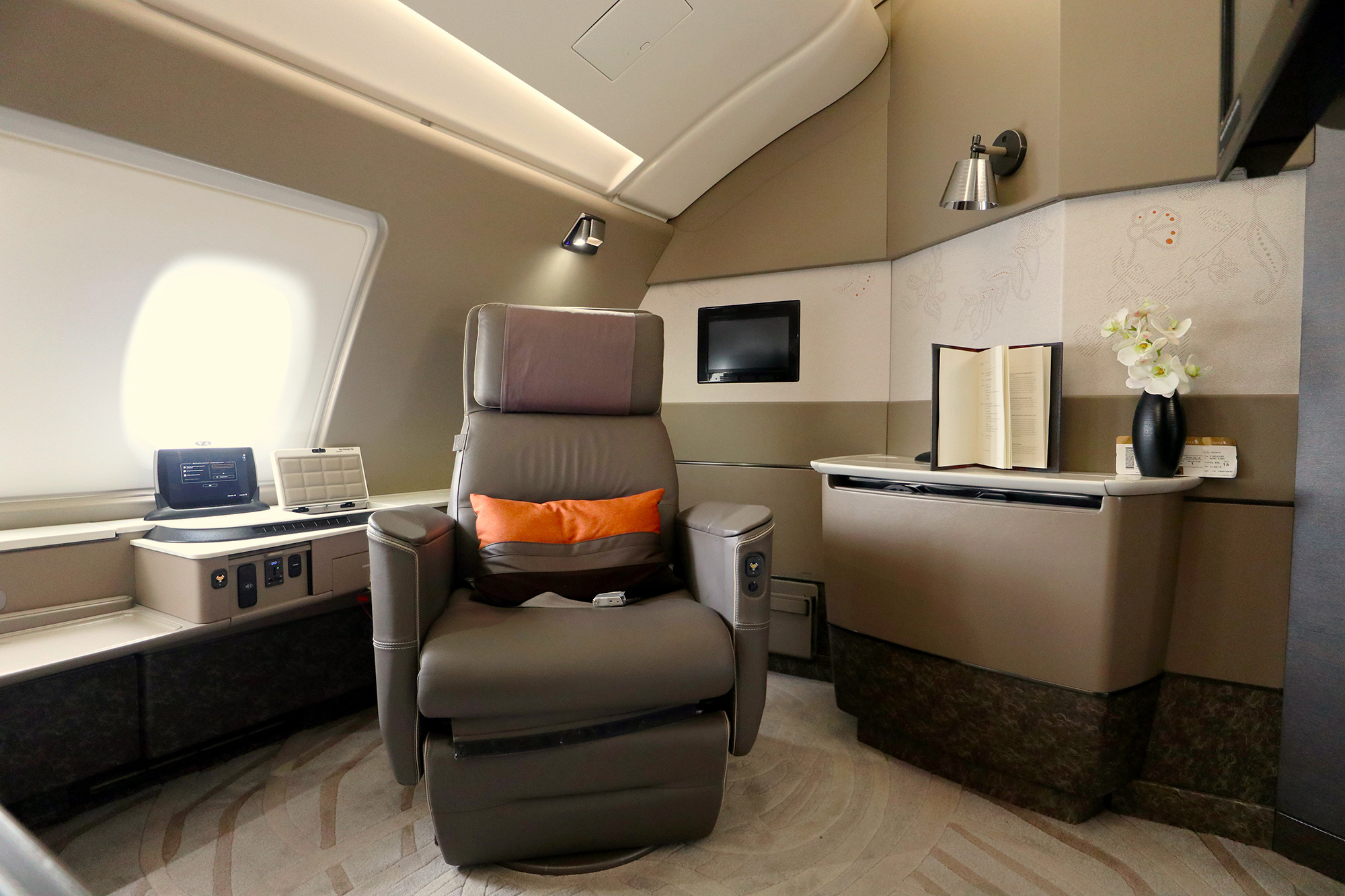 1A Seat