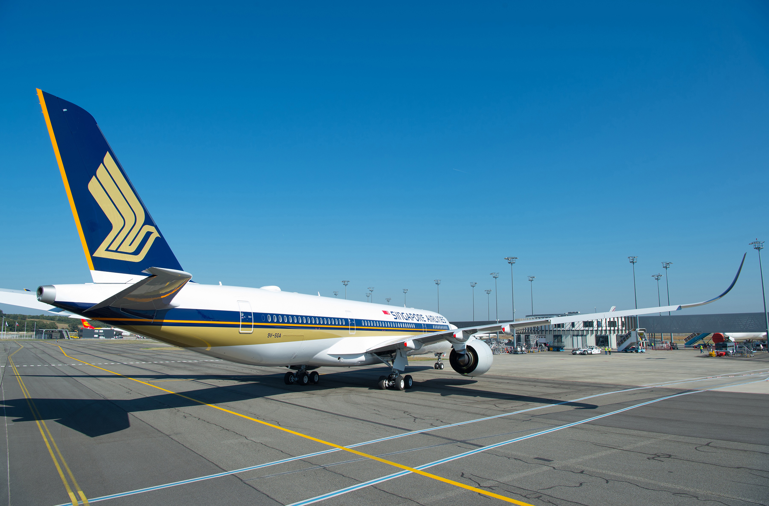 A359ULR Delivery 2 (Singapore Airlines)