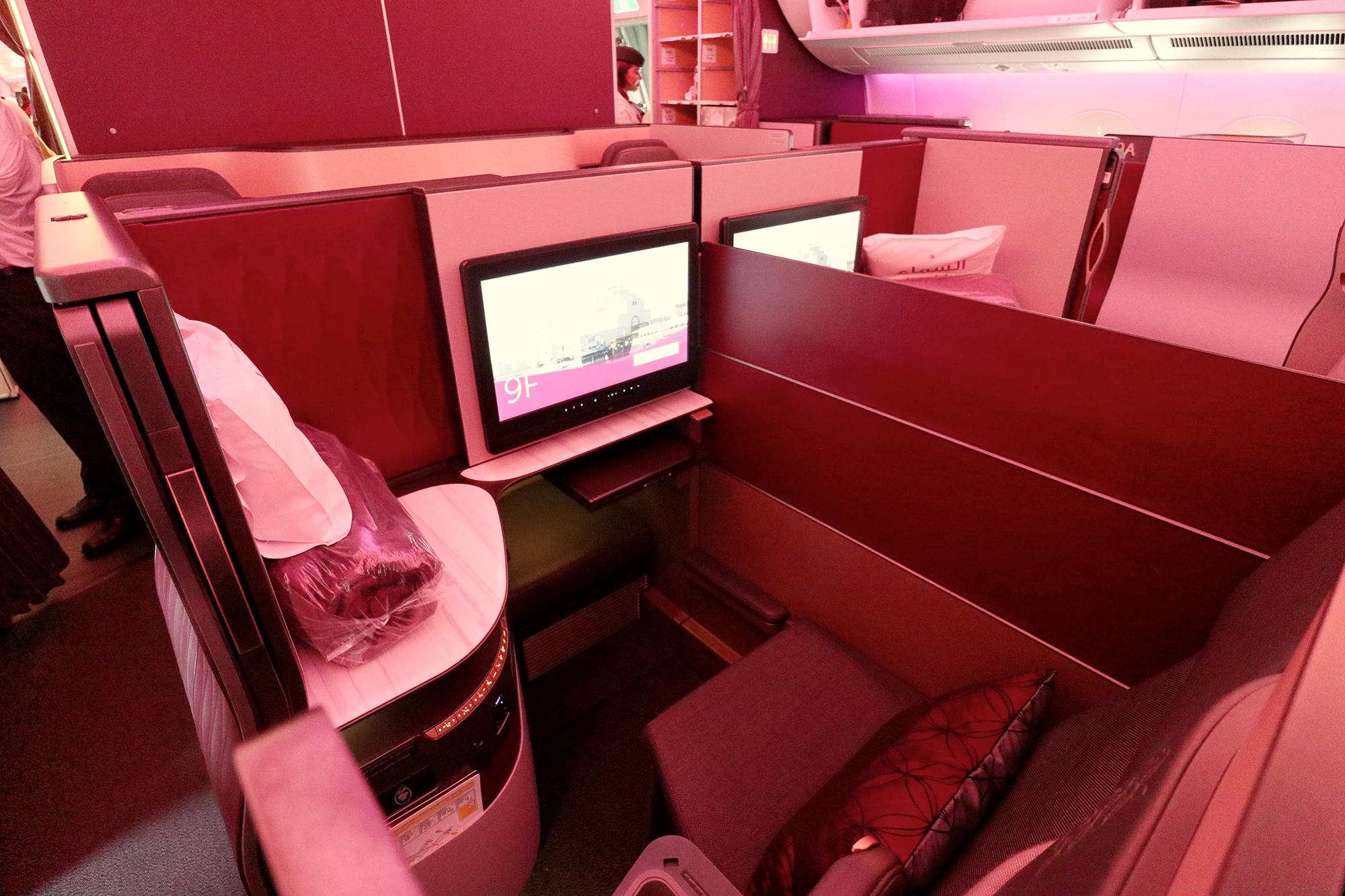 Seats 9E-9F