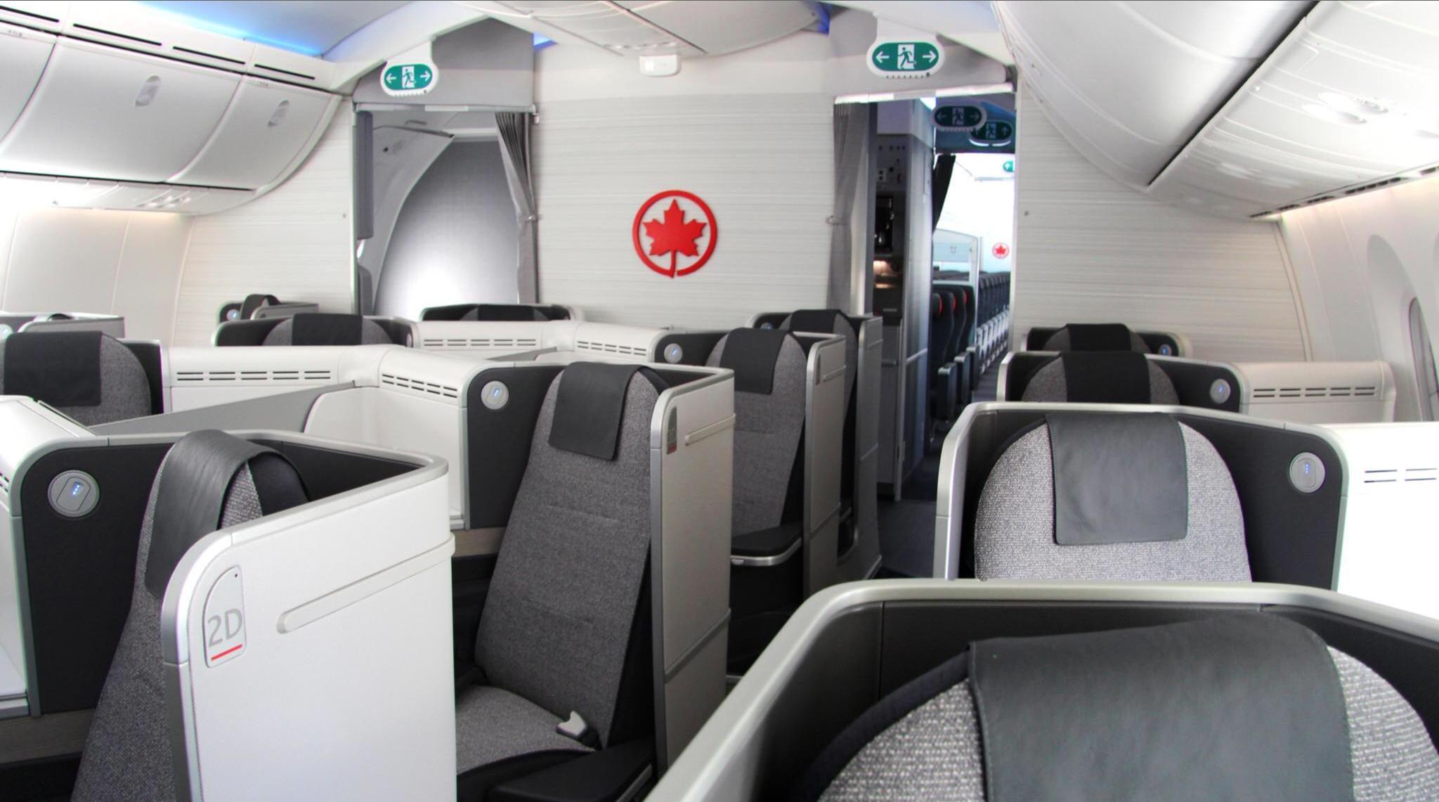 AC 787 J (Air Canada)