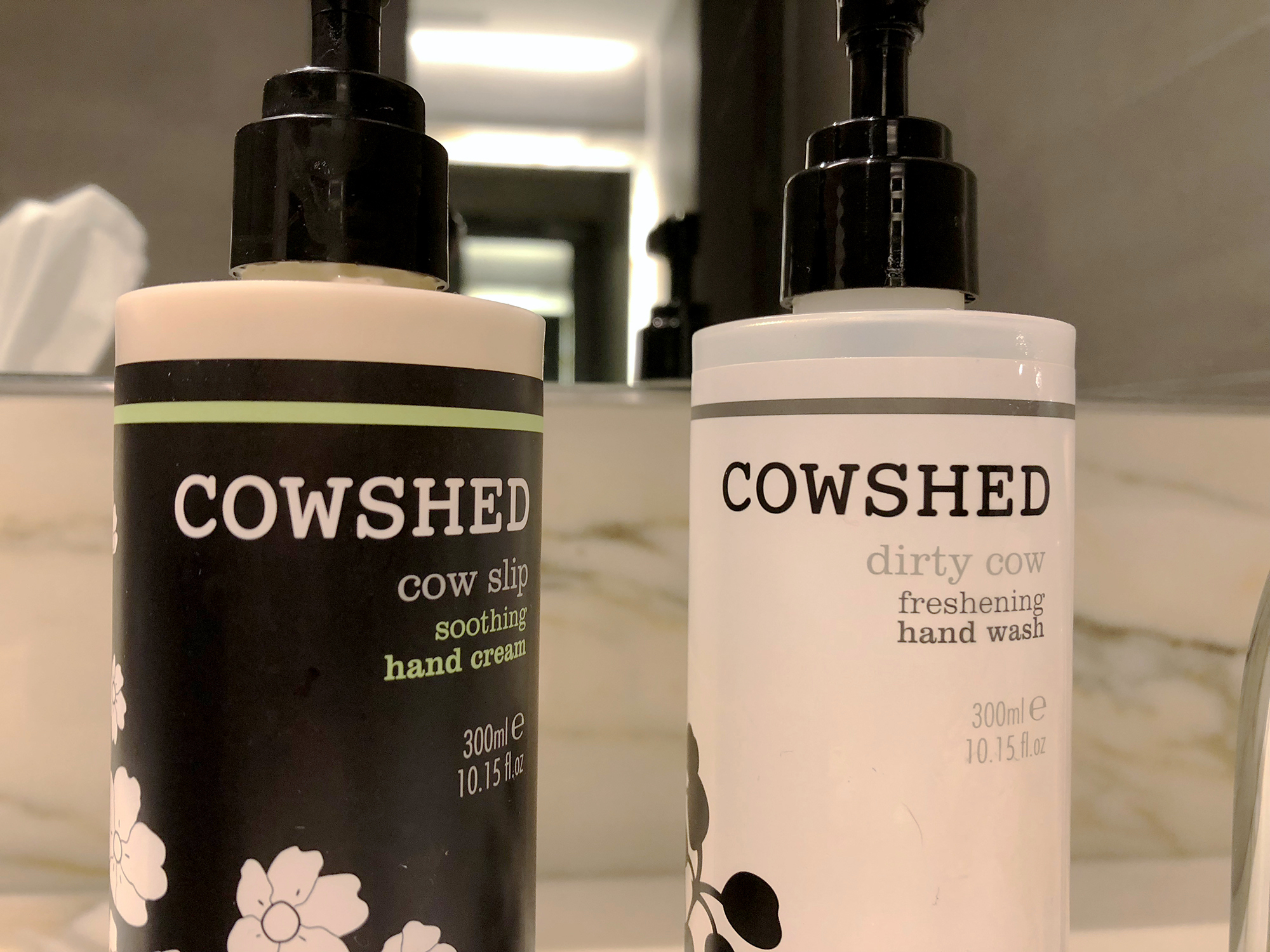 Cowshed Toiletries