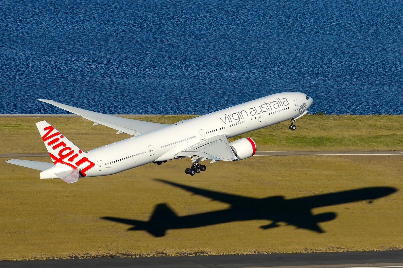 Virgin Australia 777 (Damien Aiello)