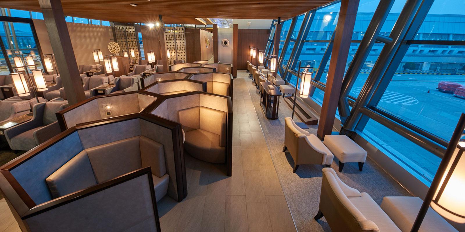 Lounge 2 (Plaza Premium)