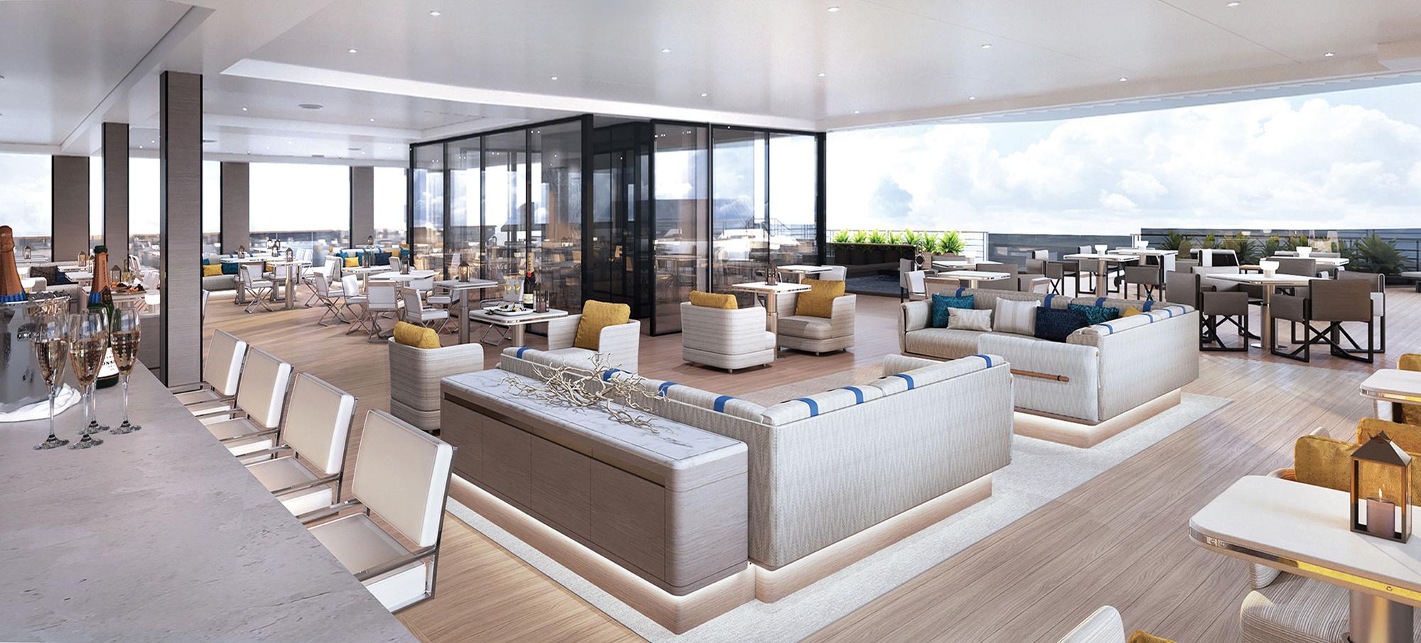 Marina Lounge (The Ritz-Carlton Yacht Collection)