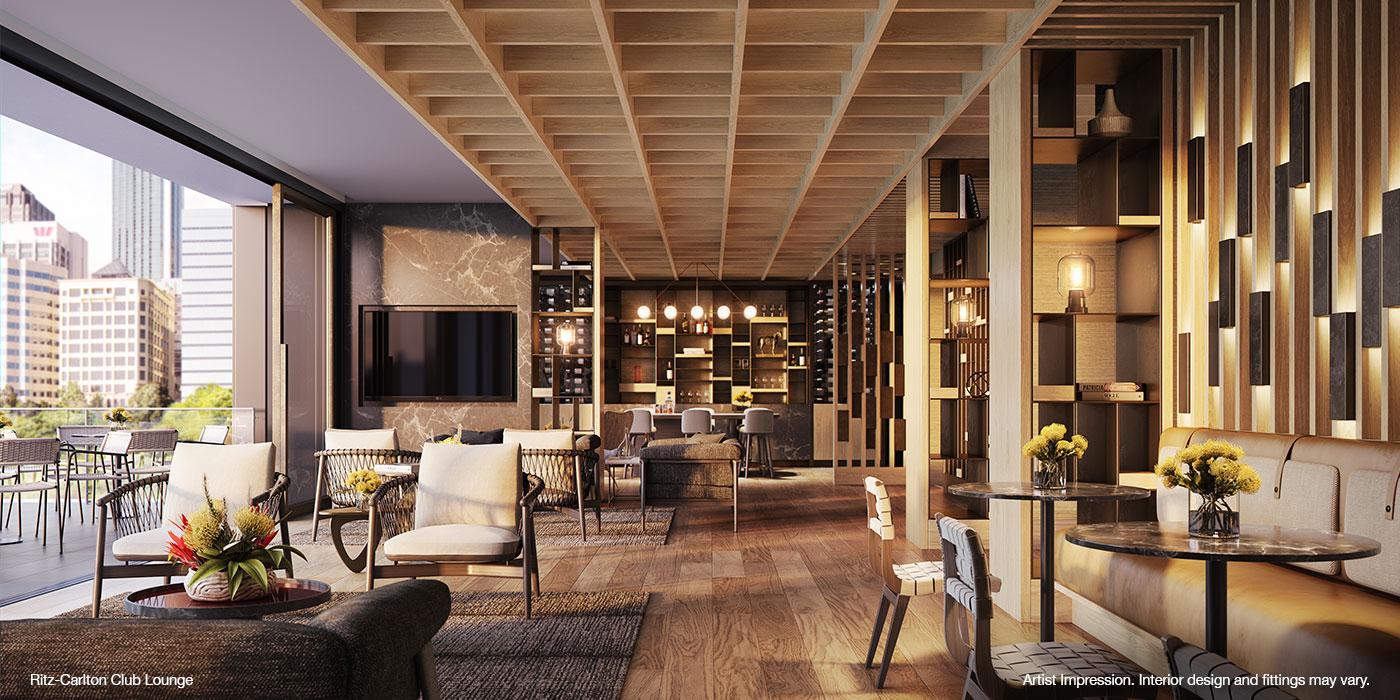 RC Perth Club Lounge (The Ritz-Calrton Hotel Company)