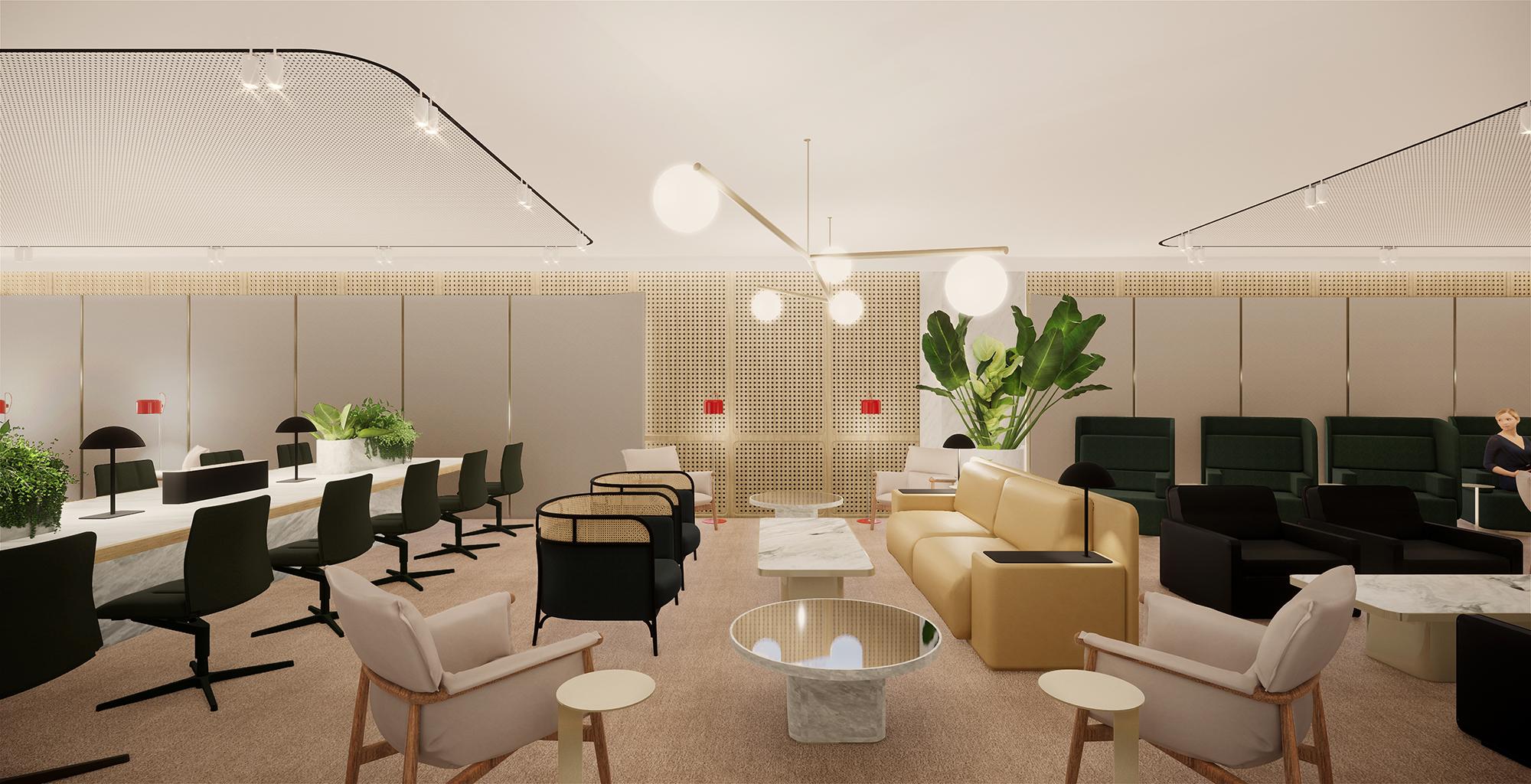 Lounge 1 (Qantas)