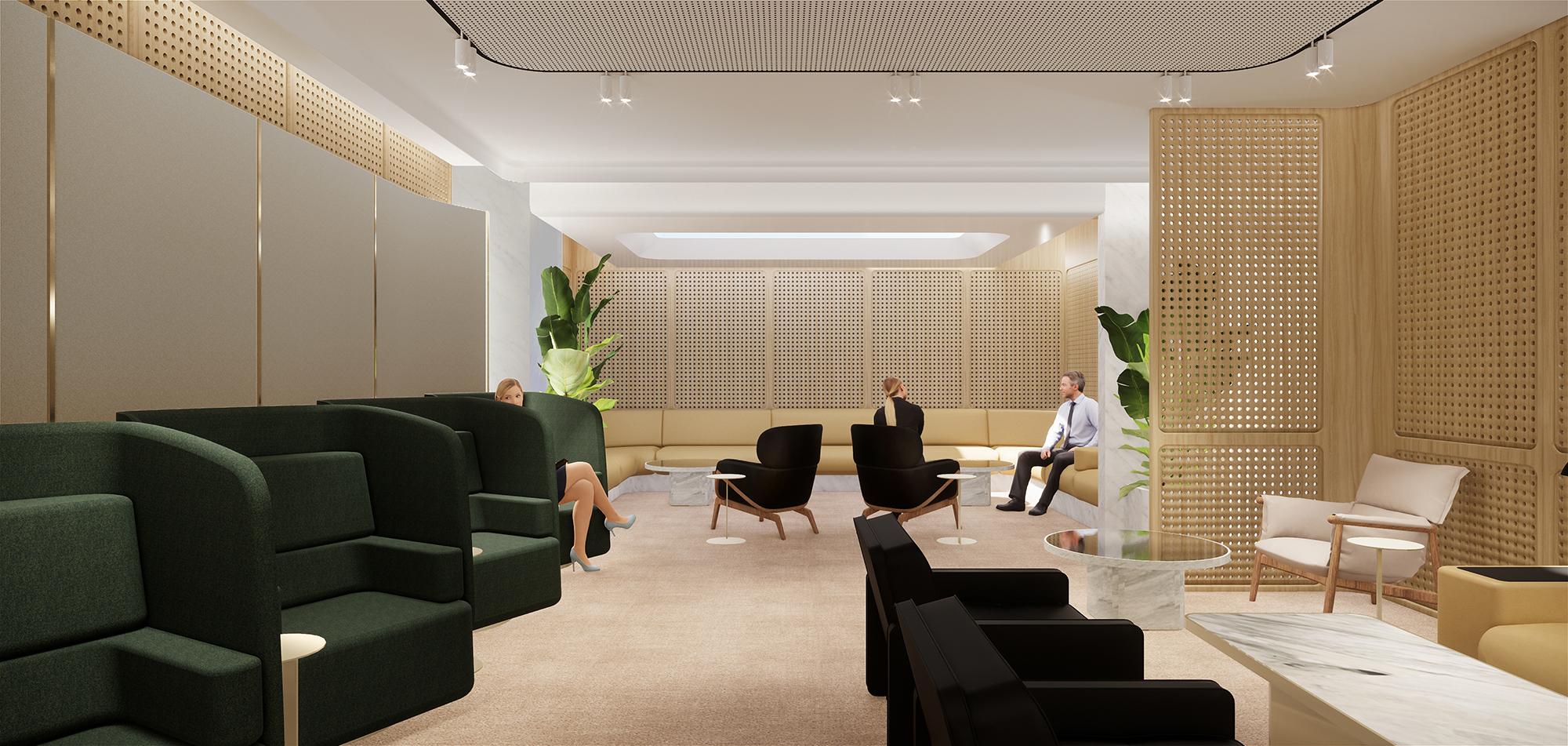 Lounge 2 (Qantas)