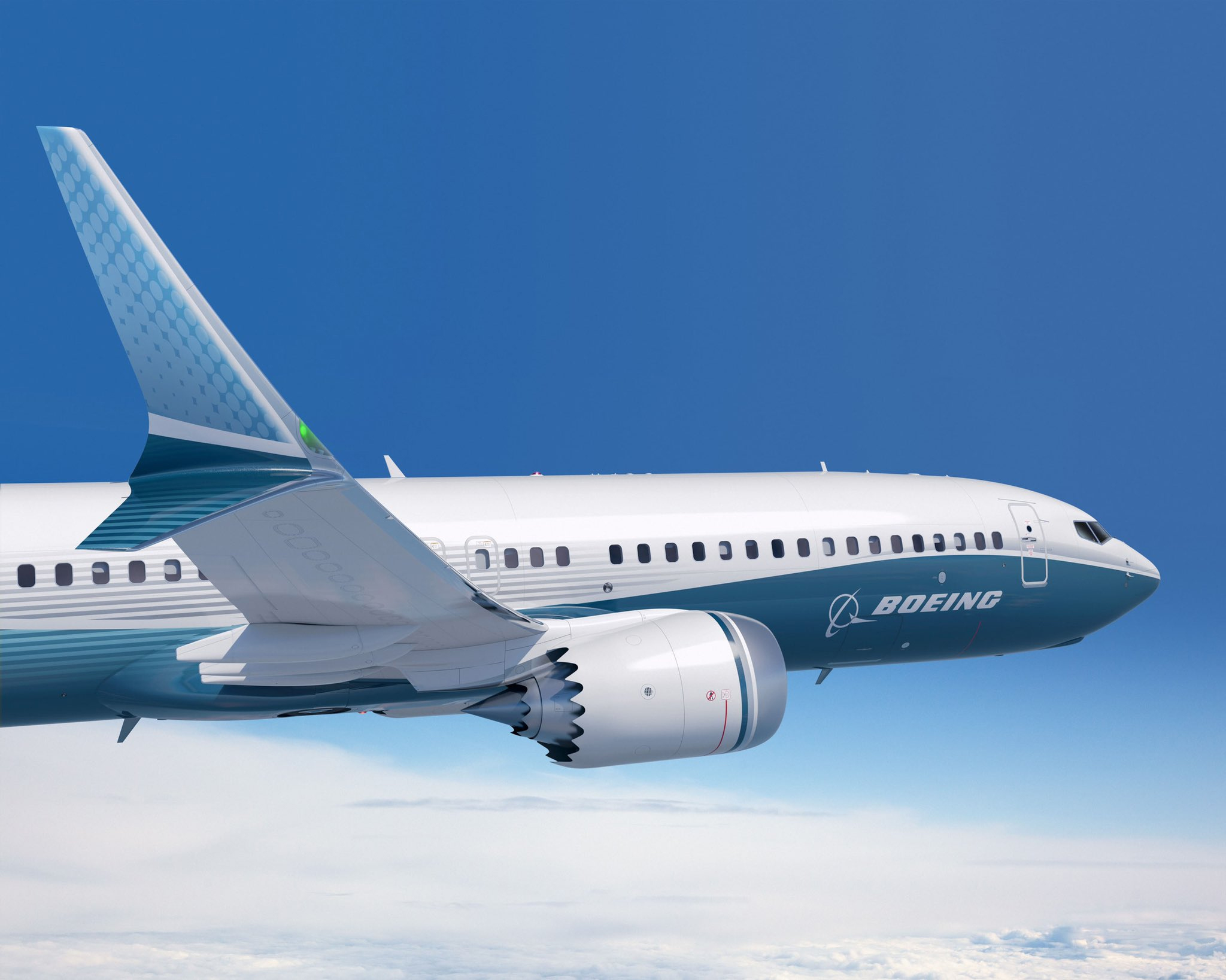 737 MAX 8 (Boeing)