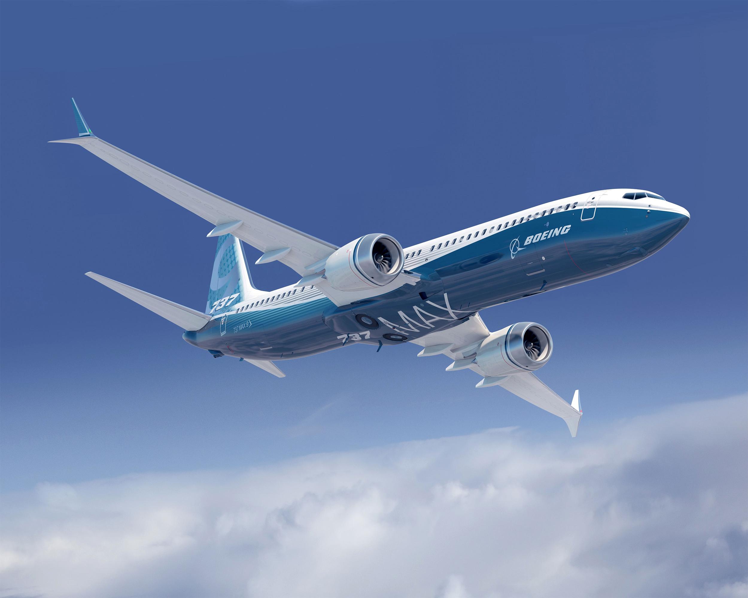 737 MAX 9 (Boeing)