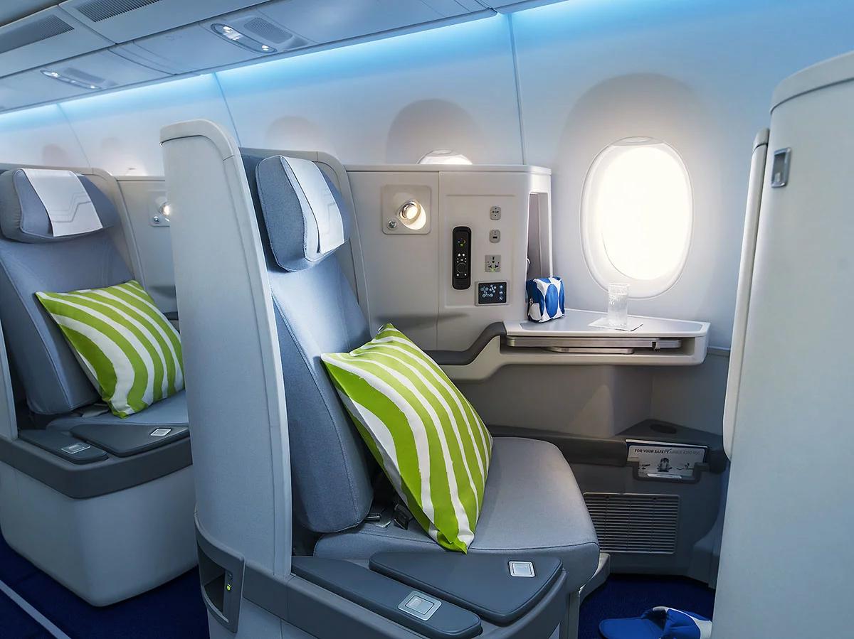 Finnair A350 Business Class (Finnair).jpg