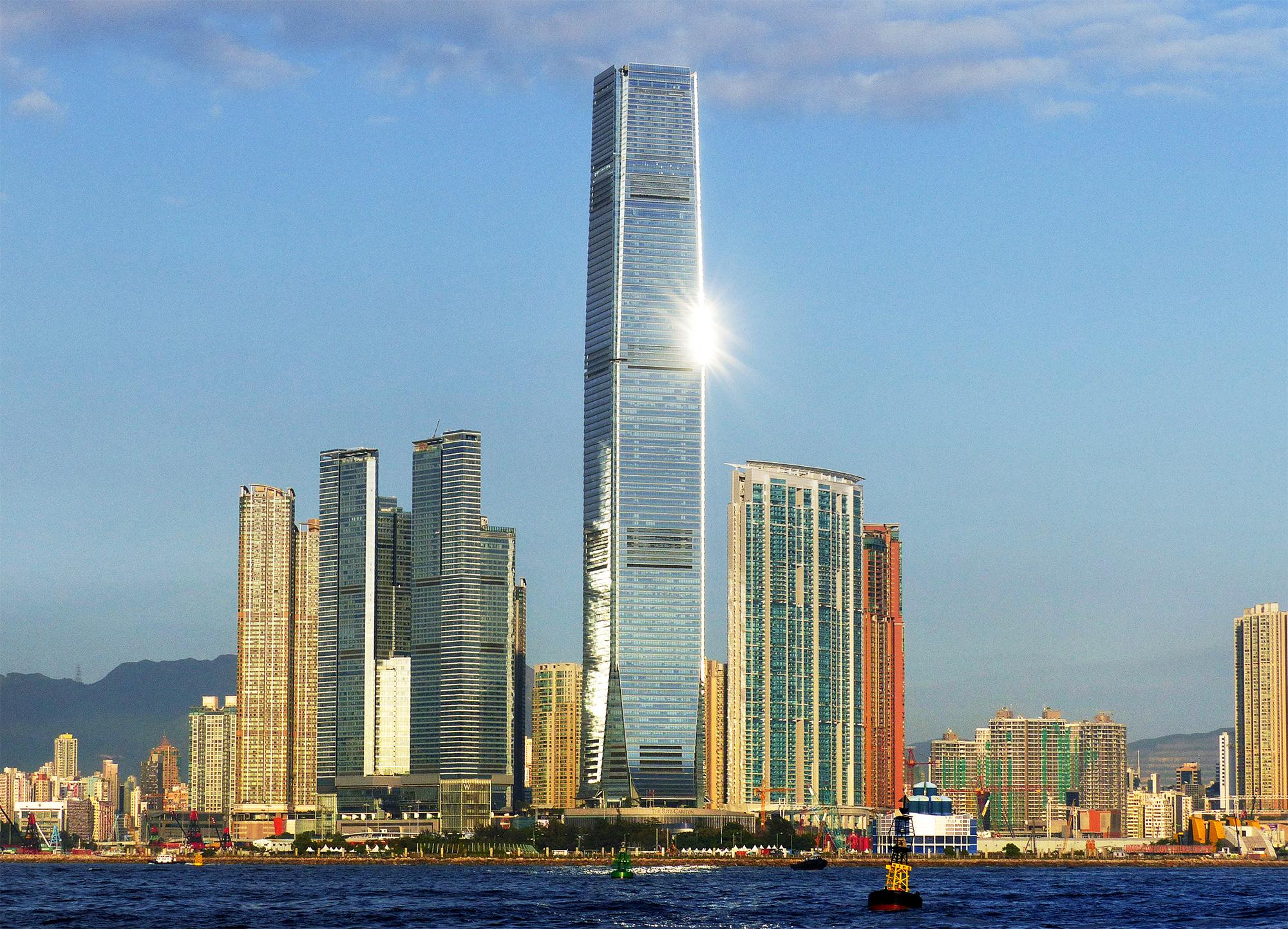 ICC Hong Kong (Bernard Spragg)
