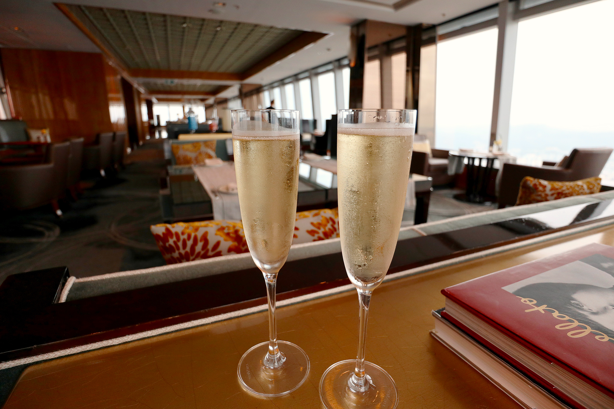 Lounge Champagne 2
