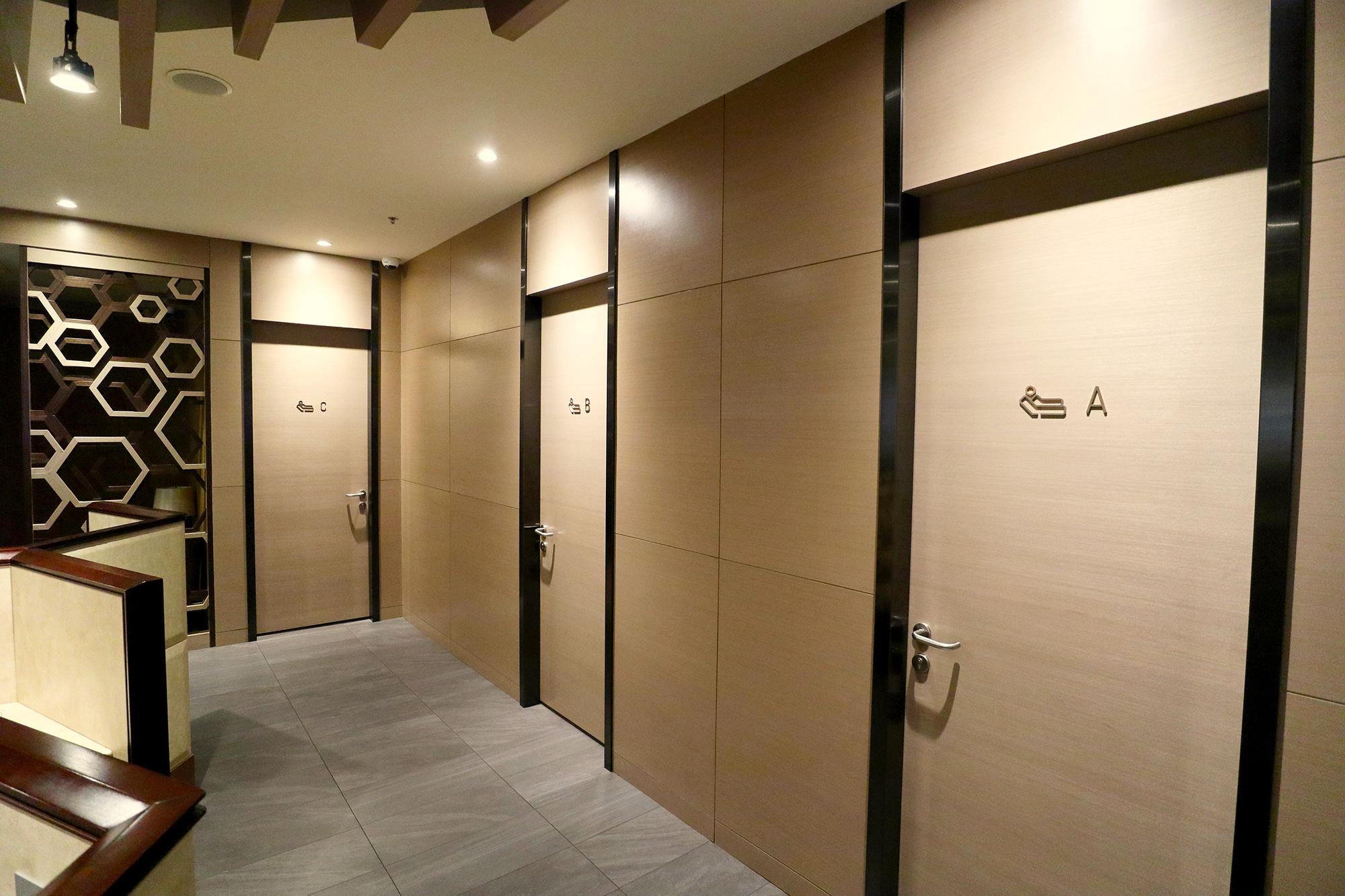 Nap Rooms