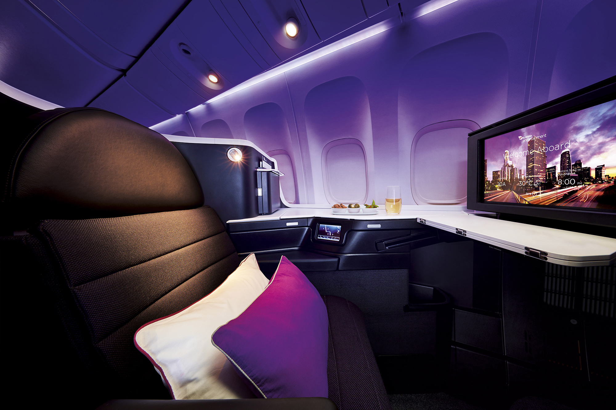 Virgin Australia 777 Business (Virgin Australia Airlines)
