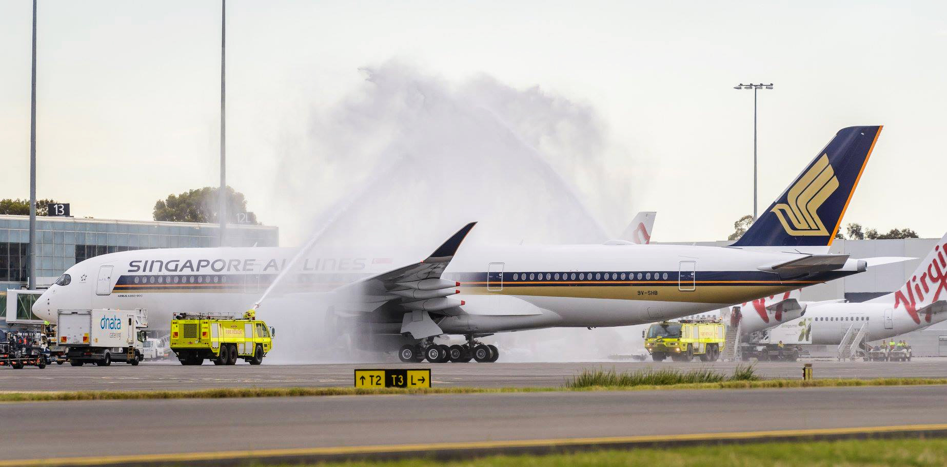 A350R Water Cannon (Adelaide Airport).jpg
