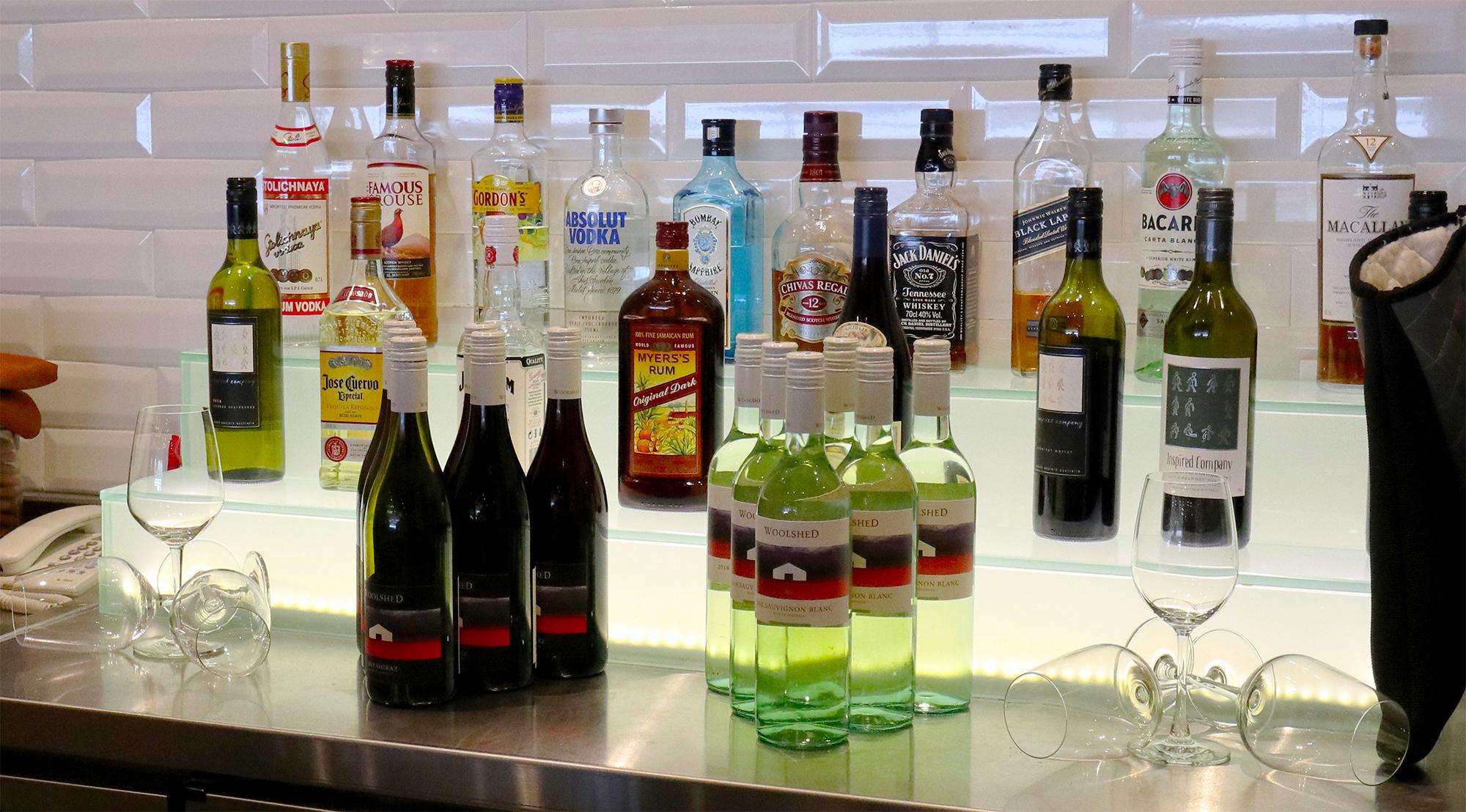 Bar Beverages