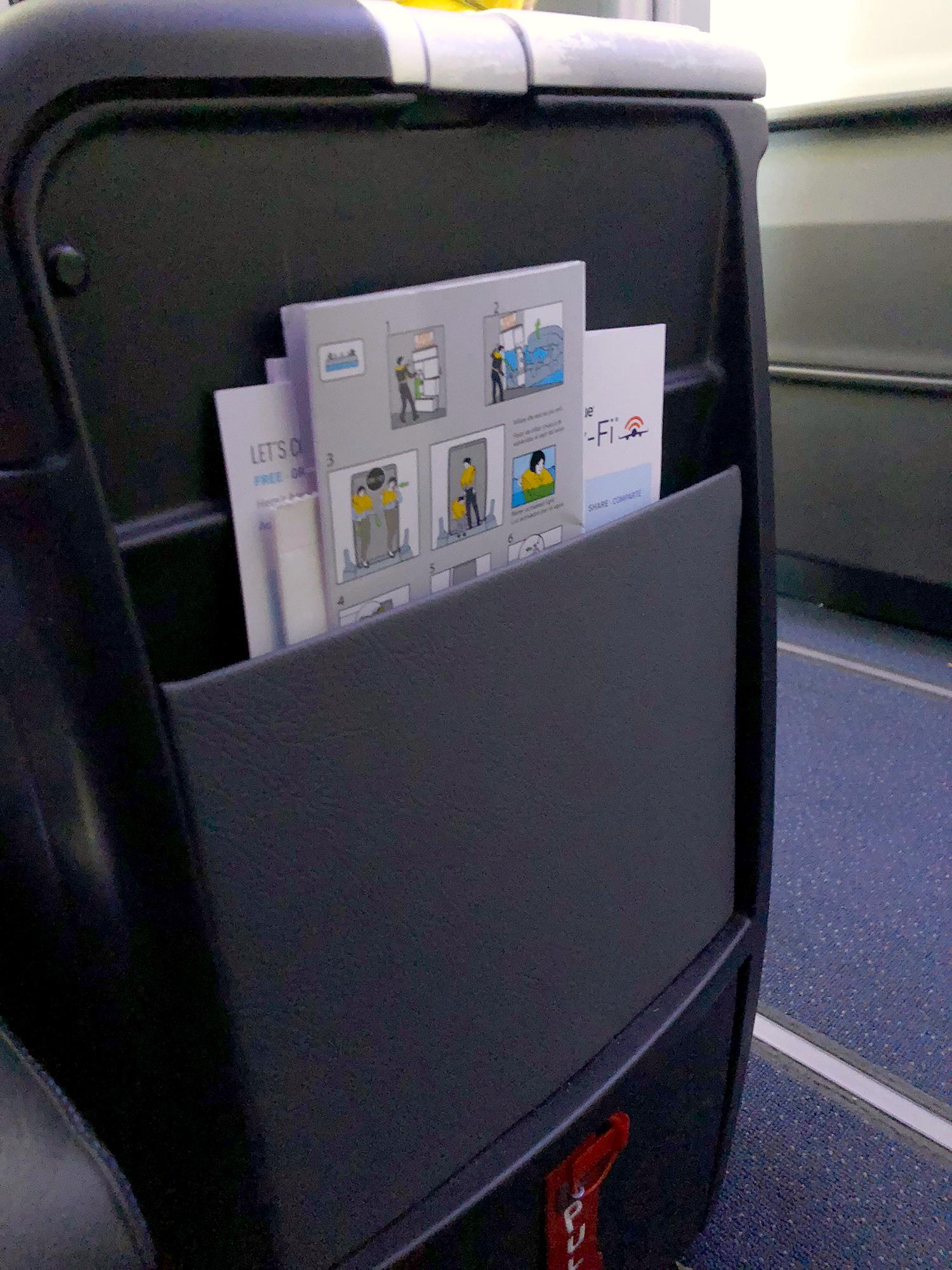 Magazine Storage