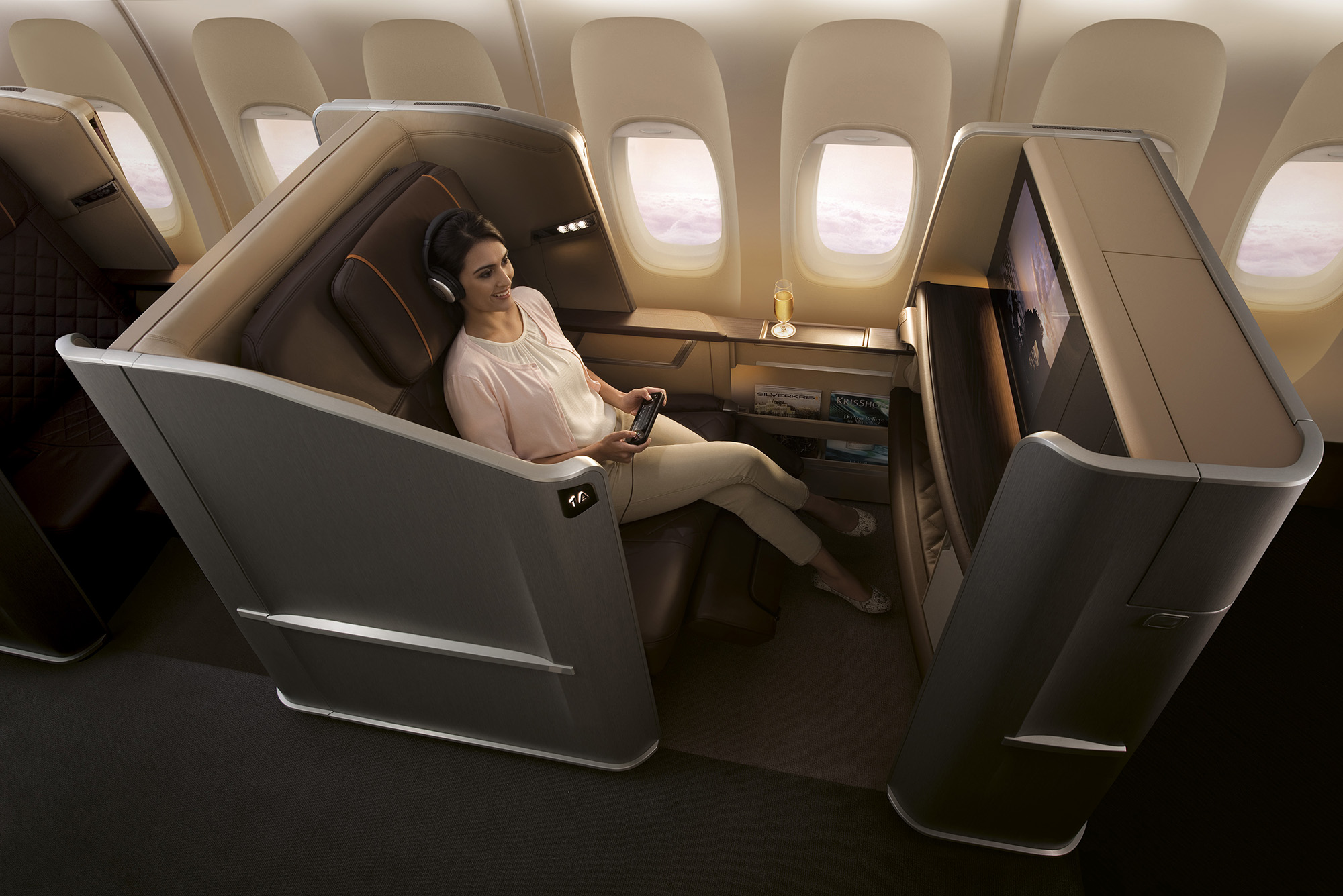 2013 F (Singapore Airlines)
