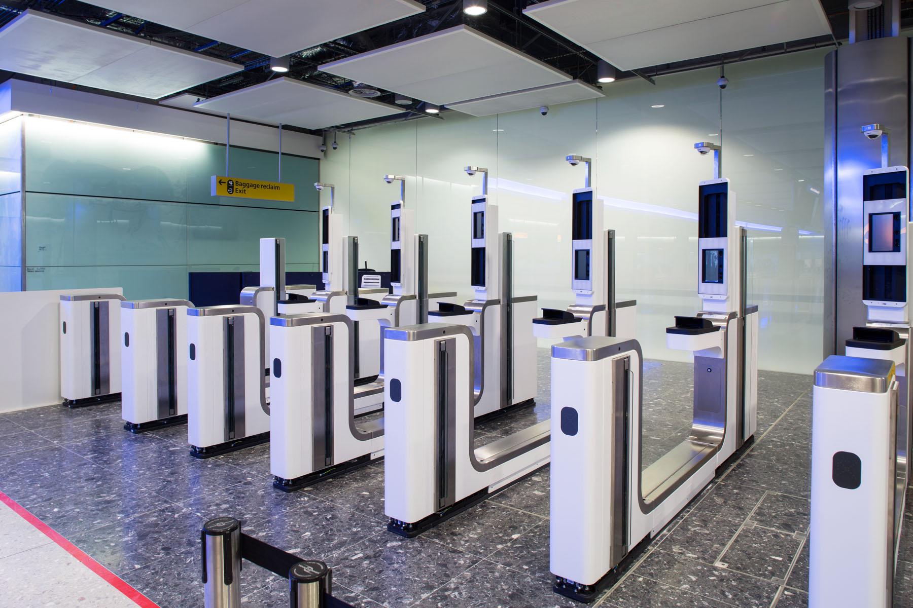 Heathrow eGates (Heathrow Airport Limited)