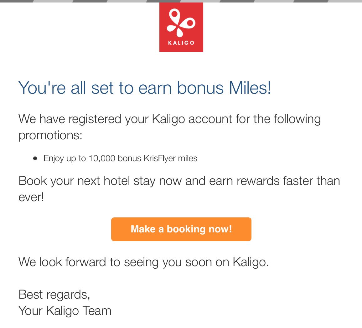 Kaligo Register Success May19.jpg