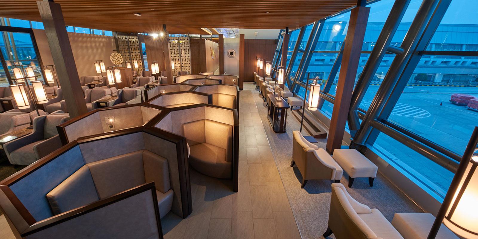 Lounge (Plaza Premium)