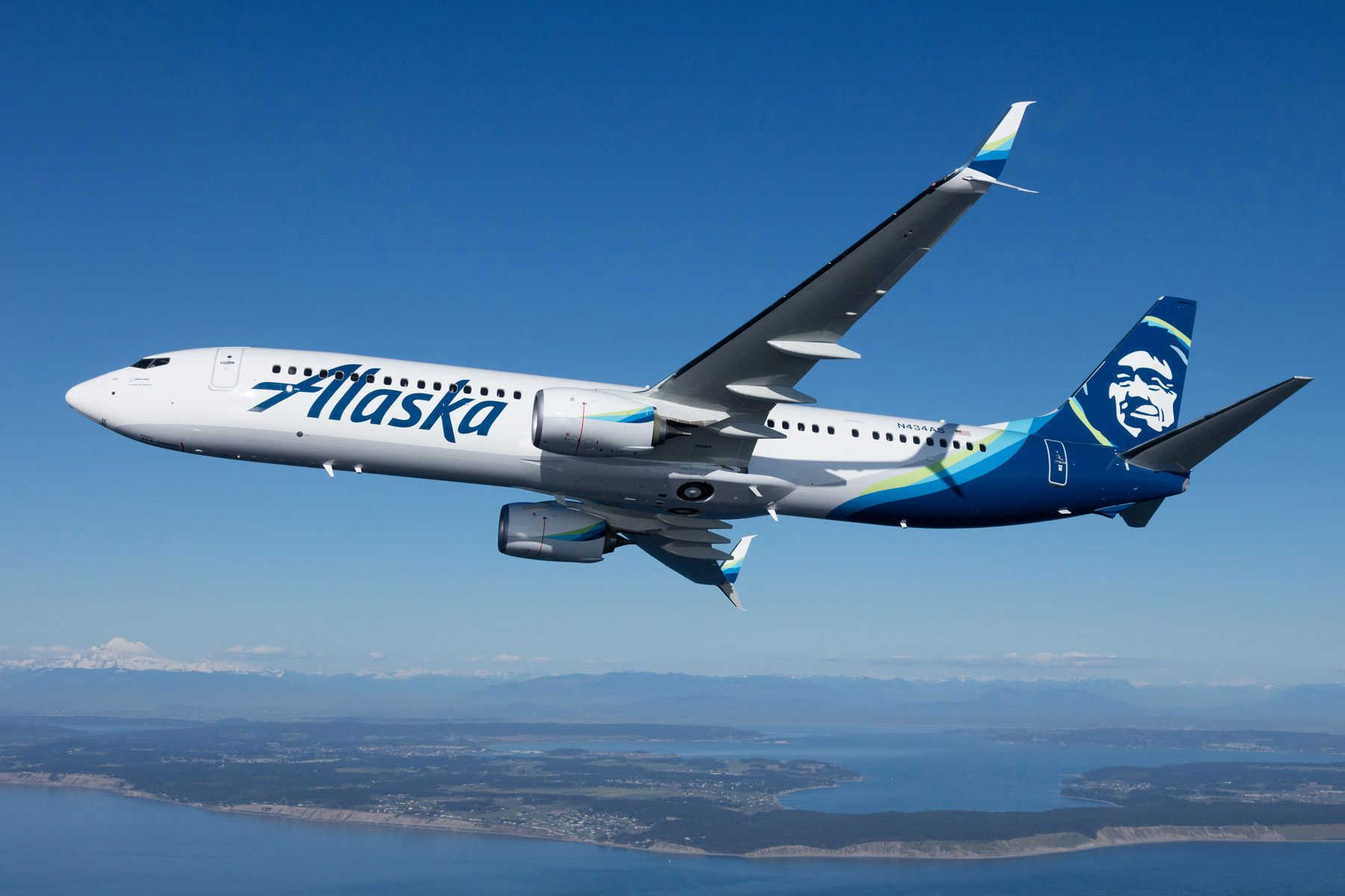 Alaska Air 737 (Alaska Air)