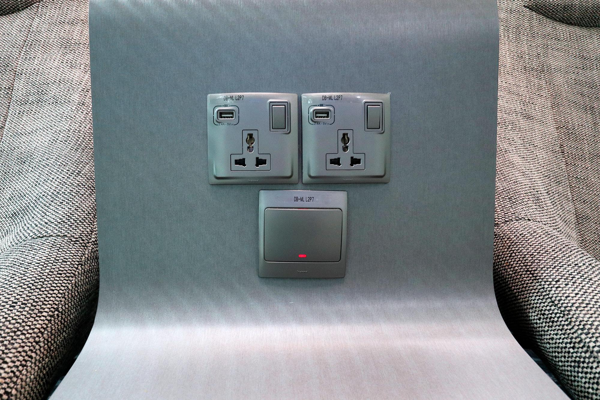 Power Sockets