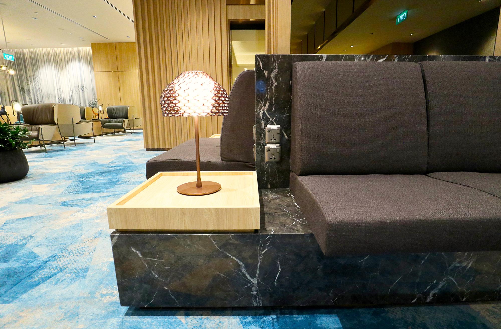 Changi Lounge 2