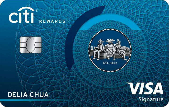 Citi Rewards Card 2019