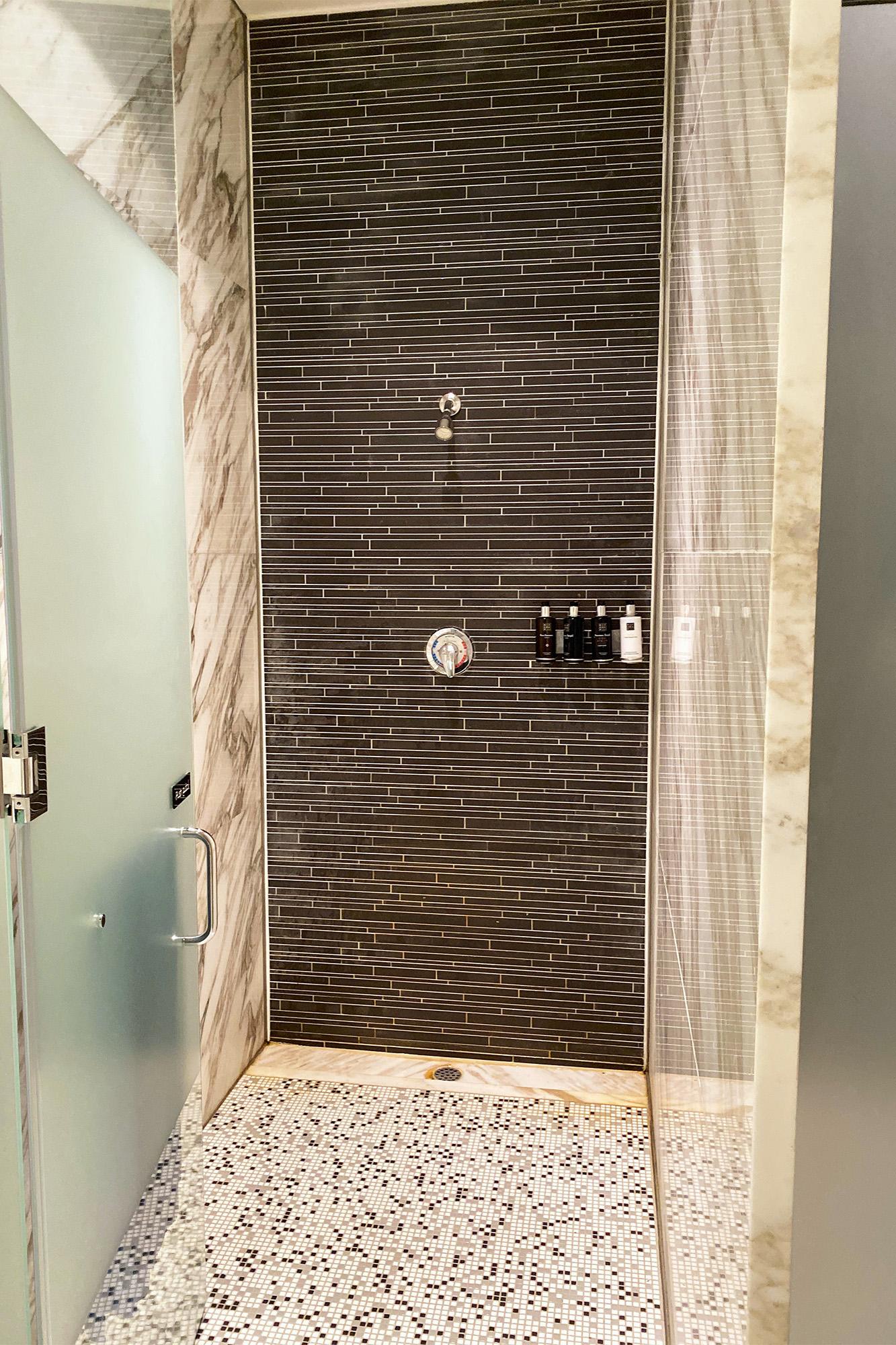 Spa Shower
