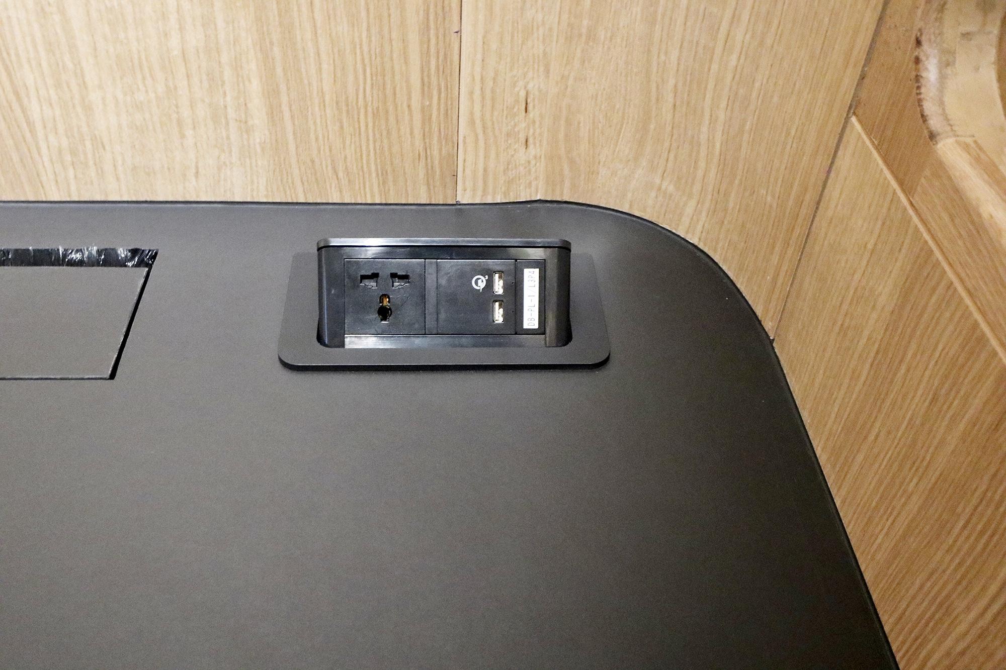 Desk Charging