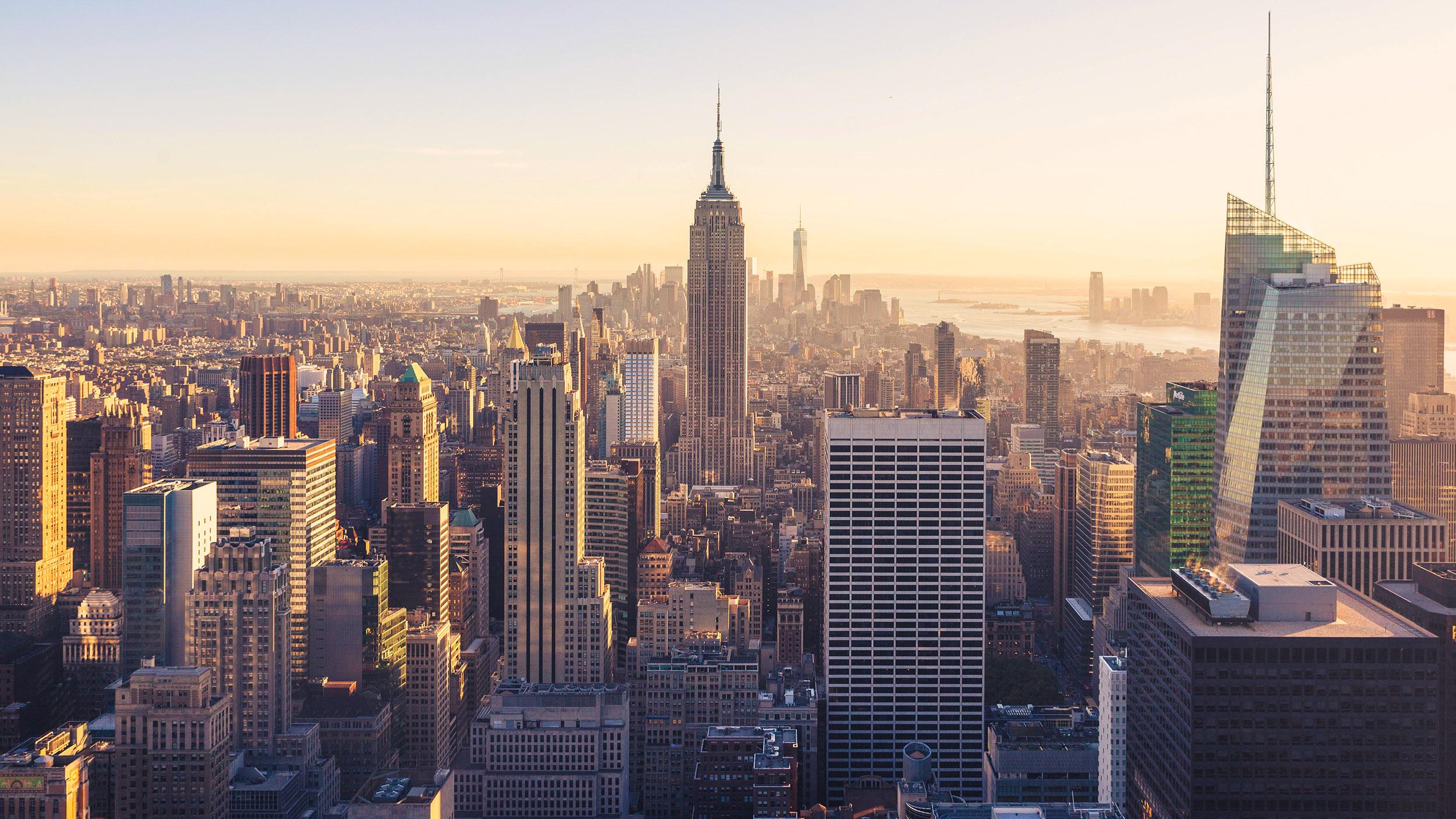 New York Skyline (Jonathan Riley)