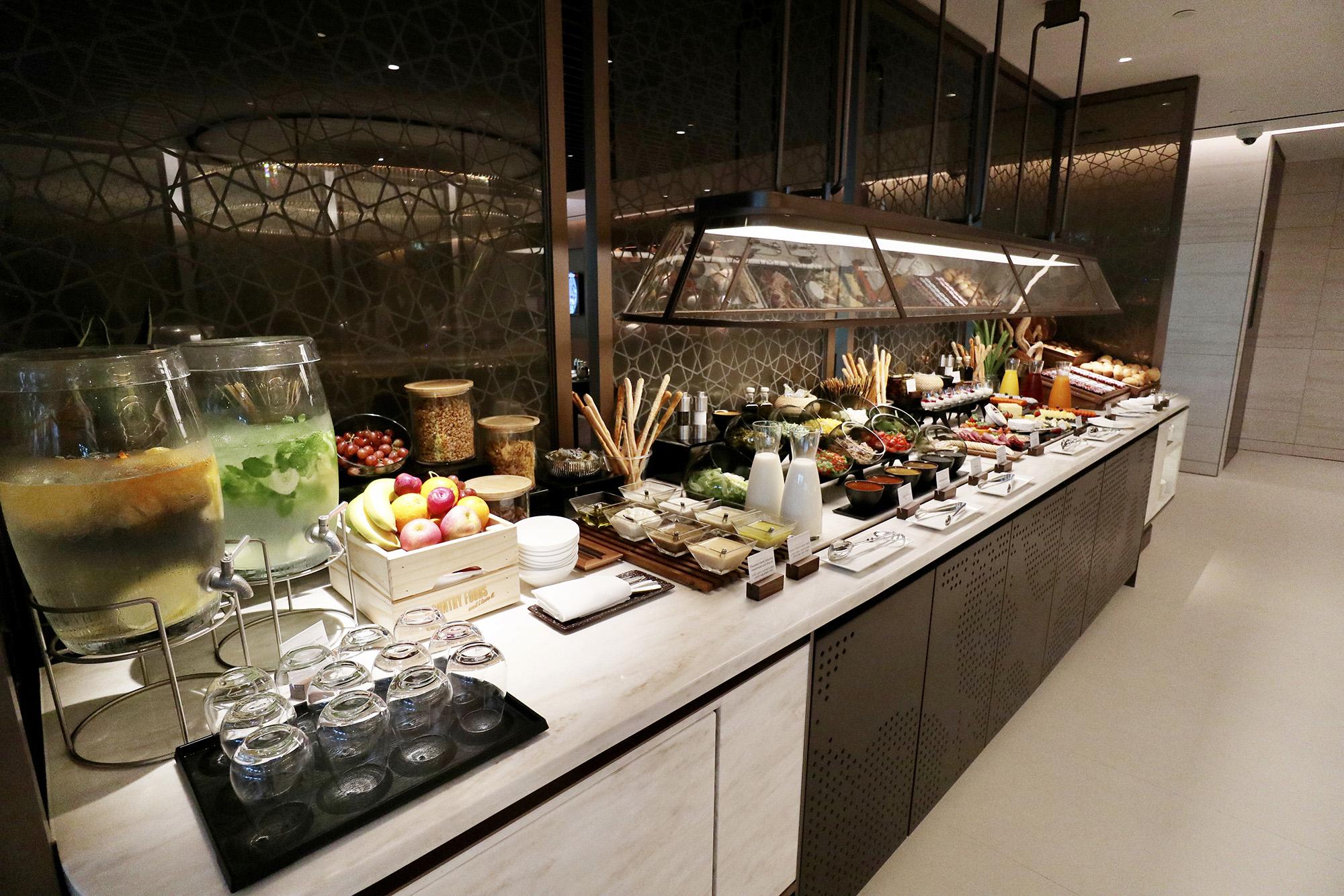Salad Bar Overview