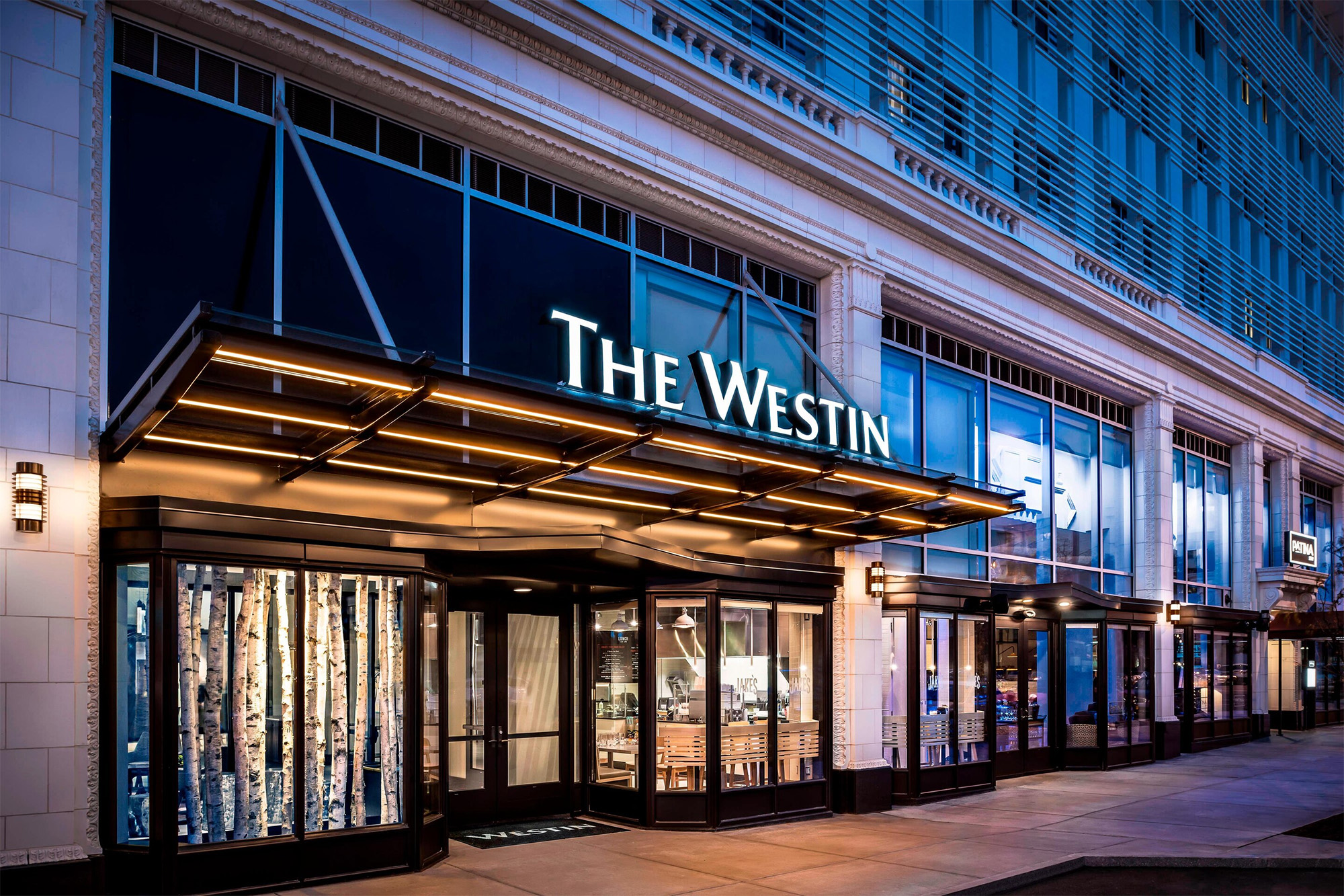 Westin Buffalo Sign (Marriott Hotels).jpg