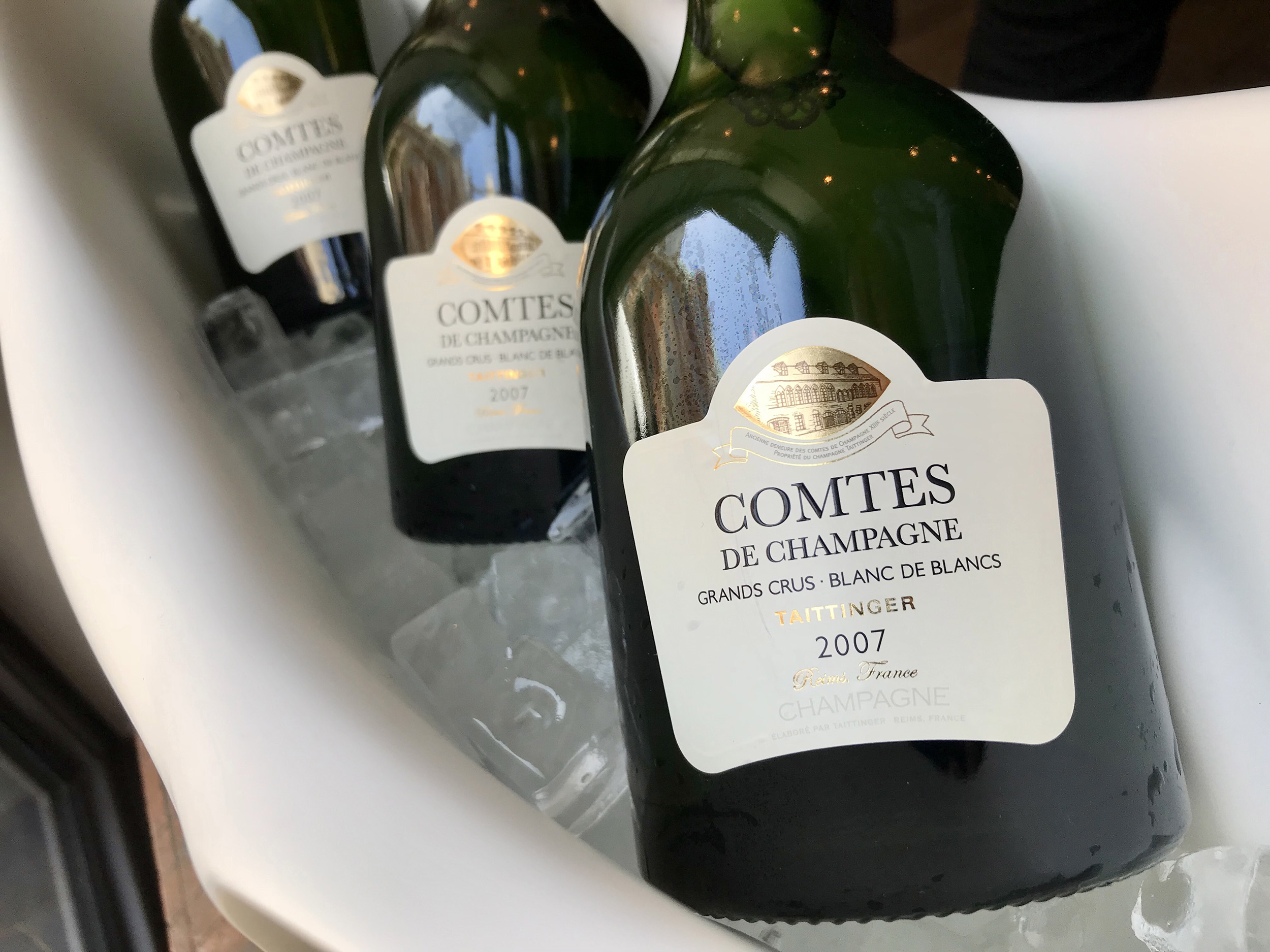 Comtes Champagne