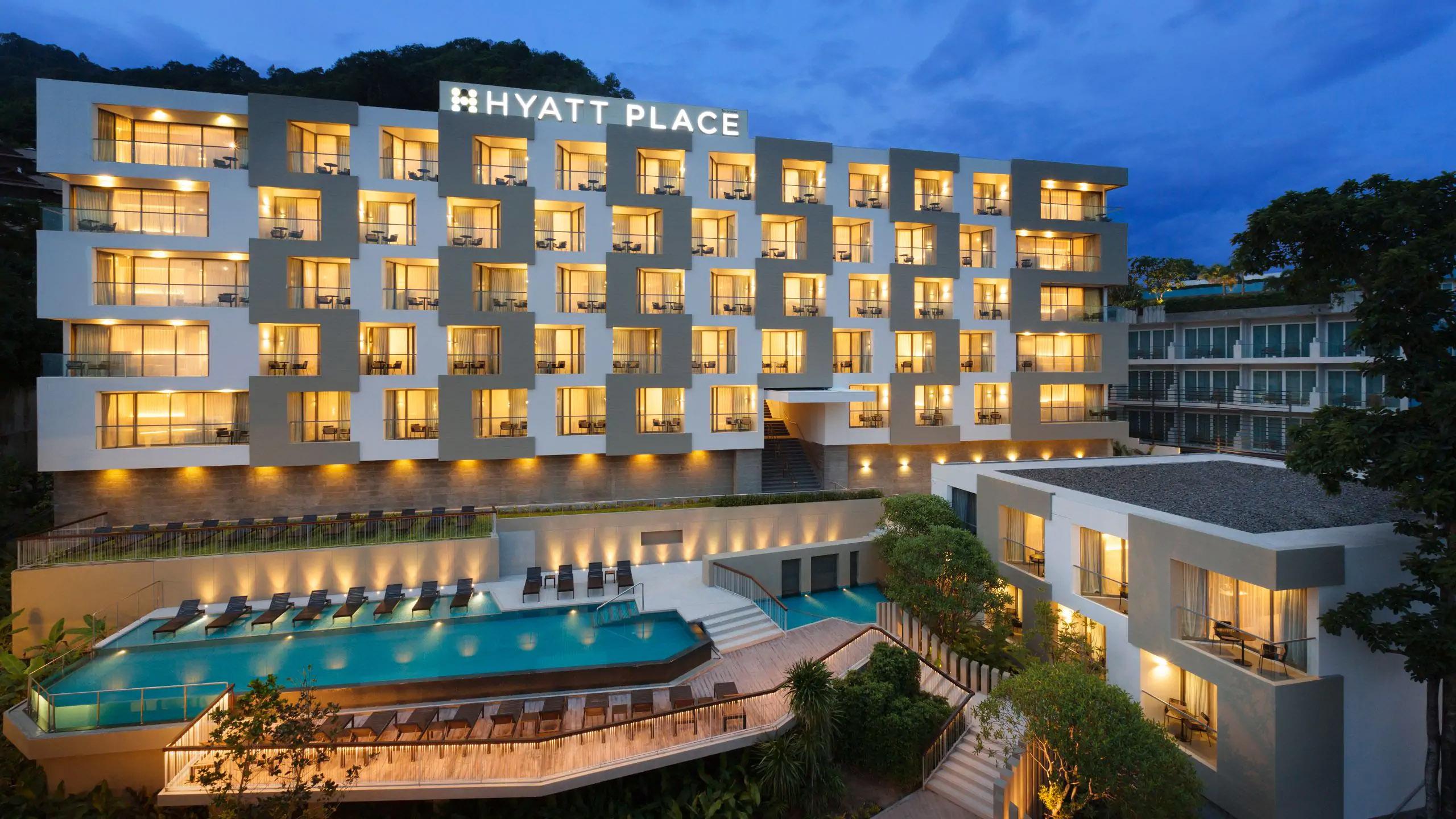 Hotel Hyatt Patong (Hyatt Corporation)