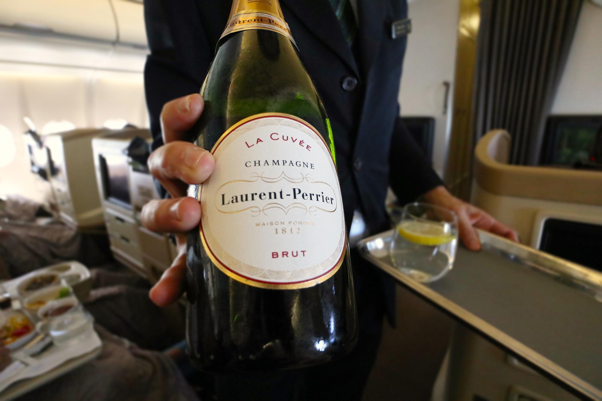 Laurent Perrier SQ939 (MM)