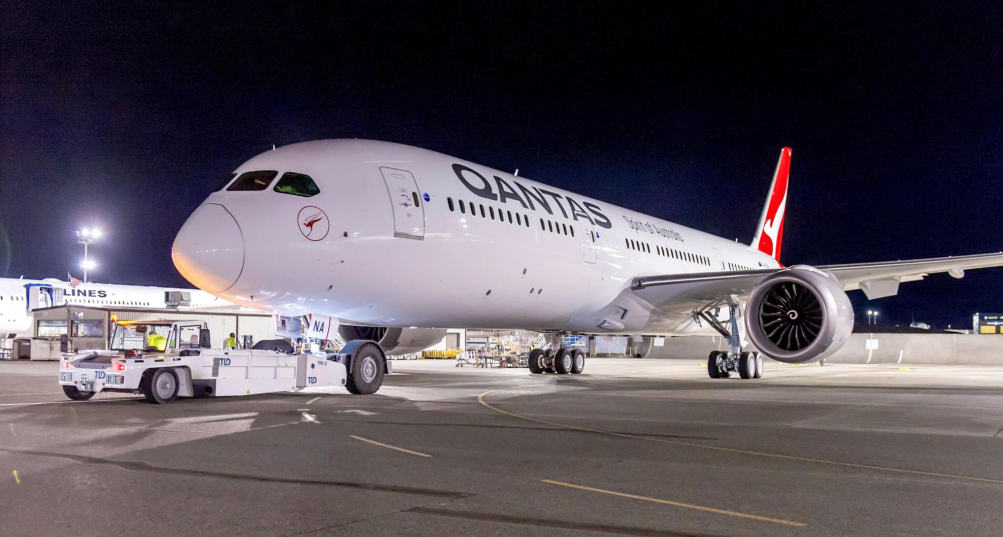 QF 789 (Qantas)