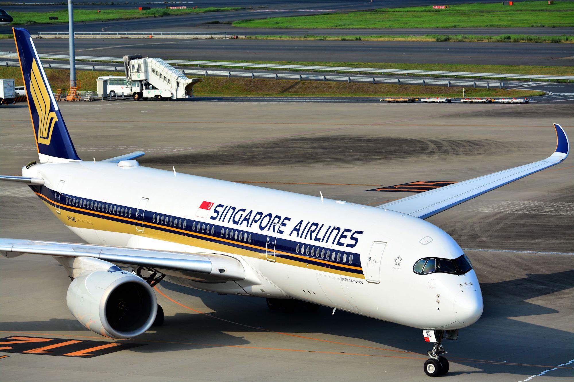 SQ A350 (Chung ChengYen)